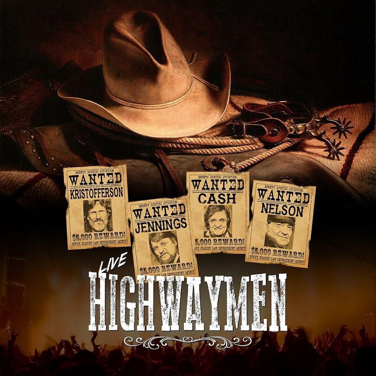 Live Highwaymen - 1