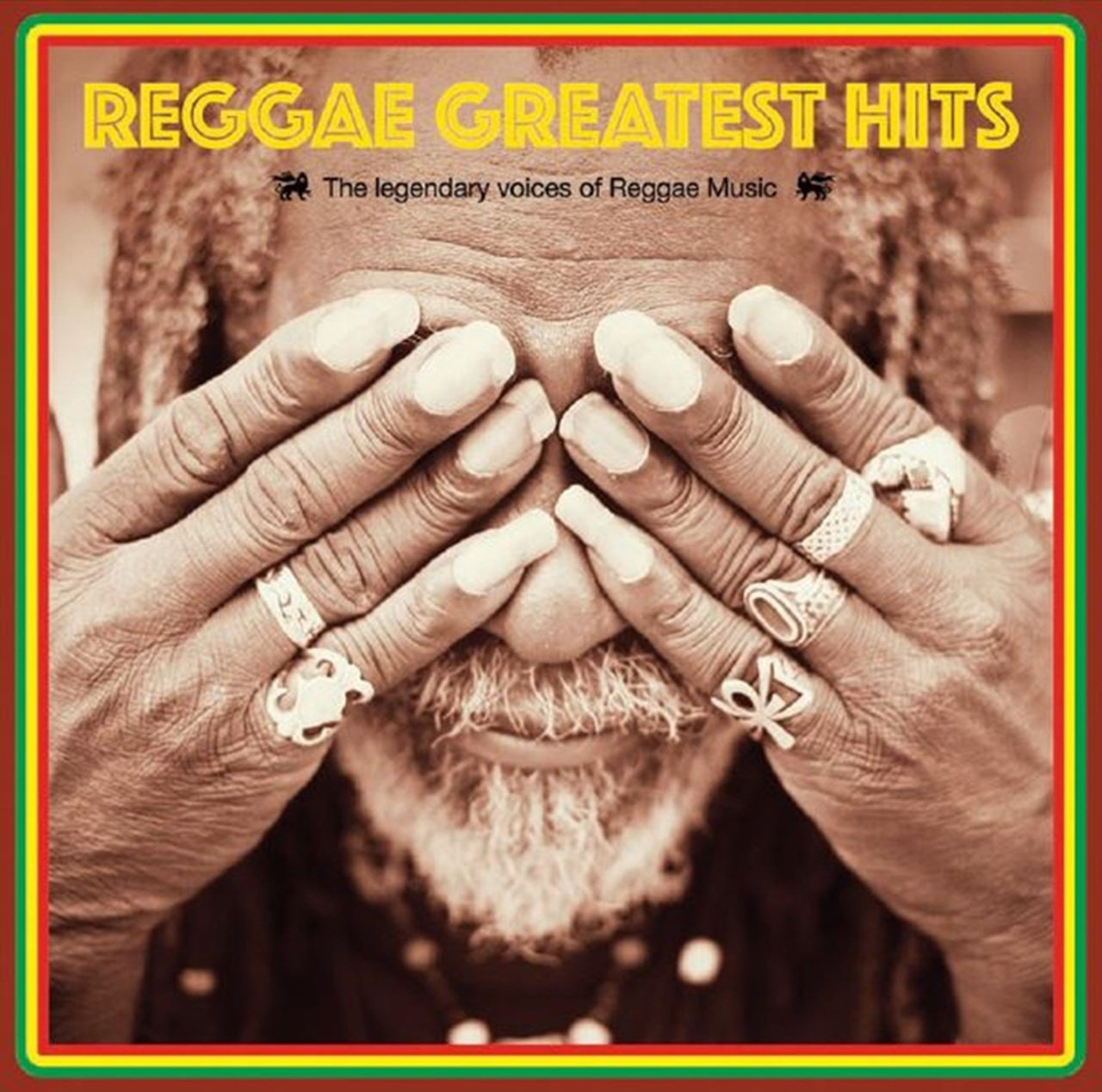 Reggae Greatest Hits: The Legendary Voices of Reggae Music - 1