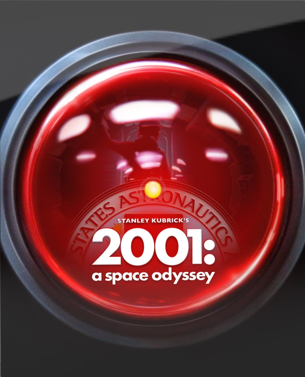2001 - A Space Odyssey Titans of Cult Limited Edition 4K Steelbook - 2