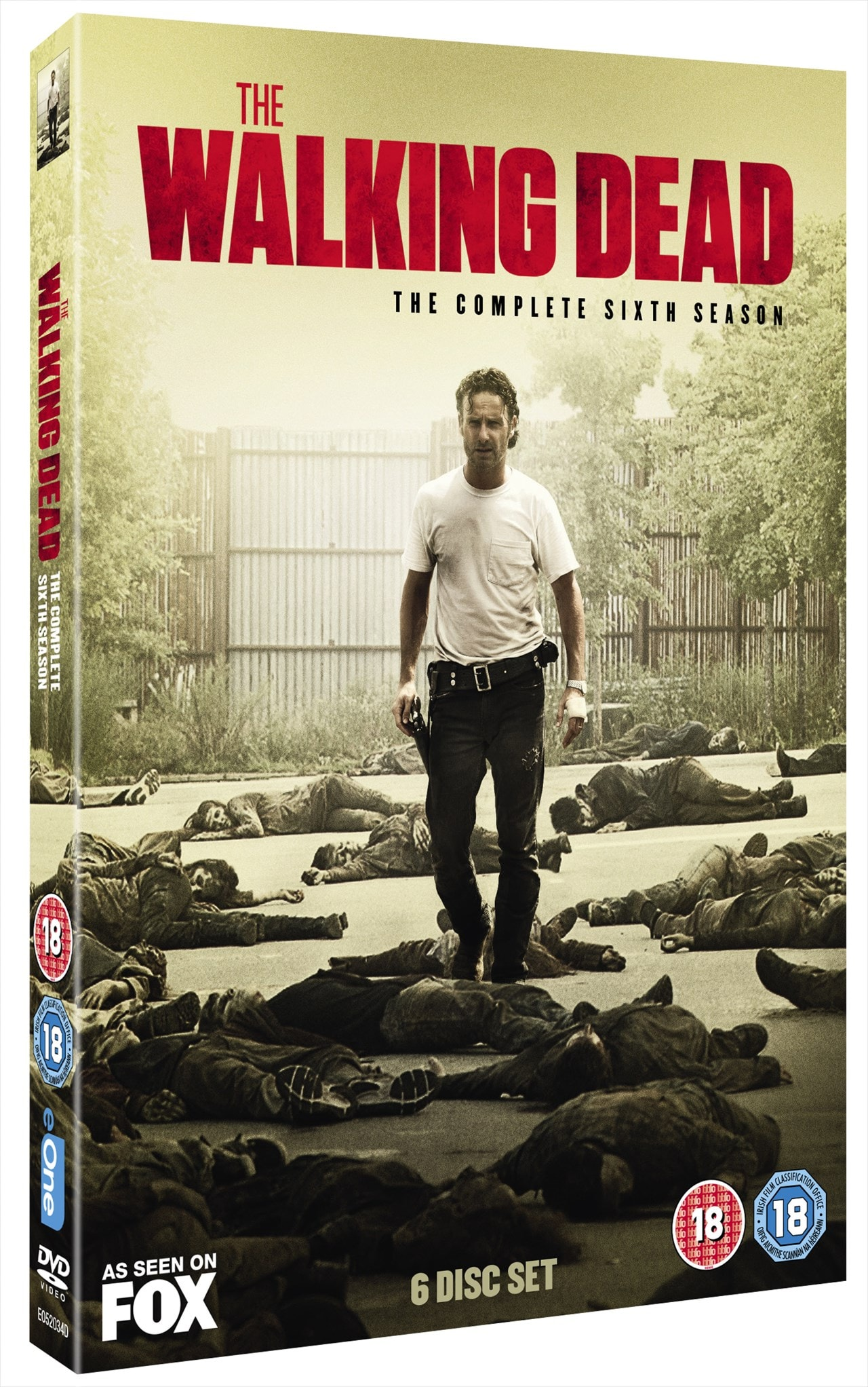 The Walking Dead: The Complete Sixth Season - 2