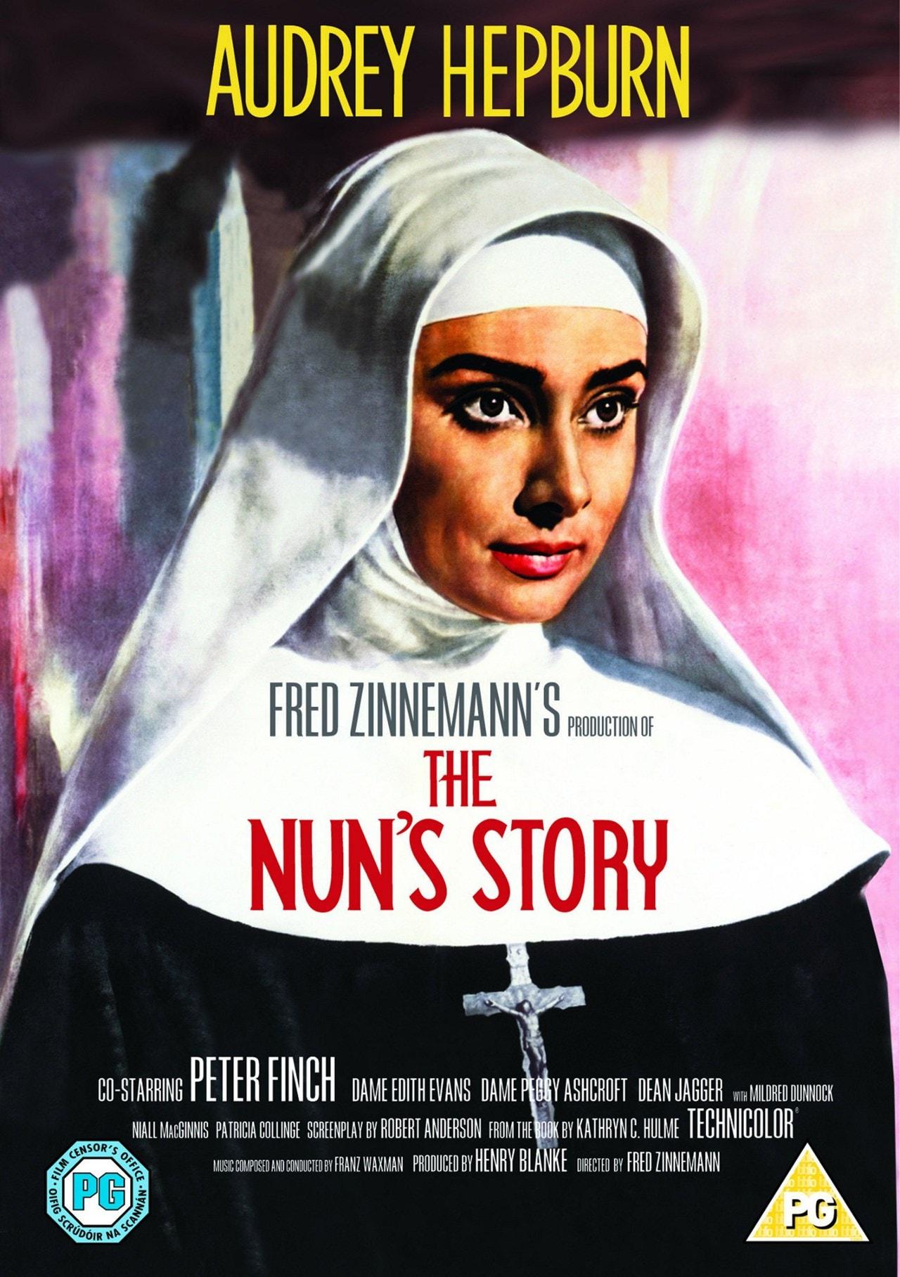 The Nun's Story - 1