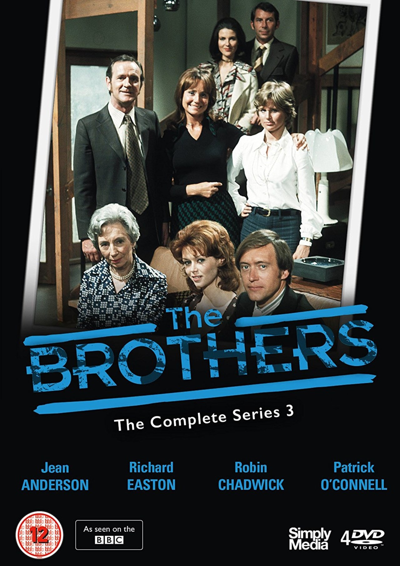 The Brothers: The Complete Series 3 - 1