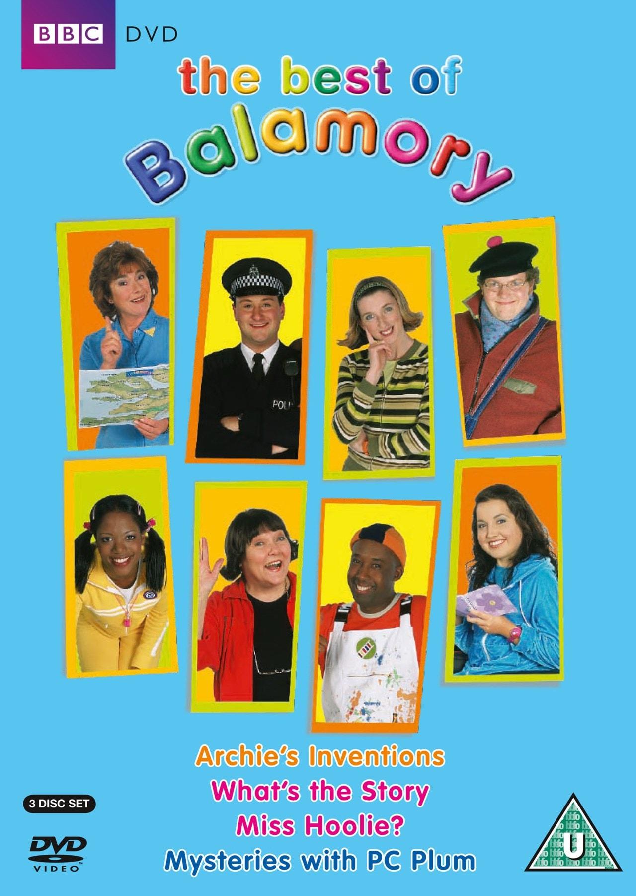 Balamory: The Best Of - 1