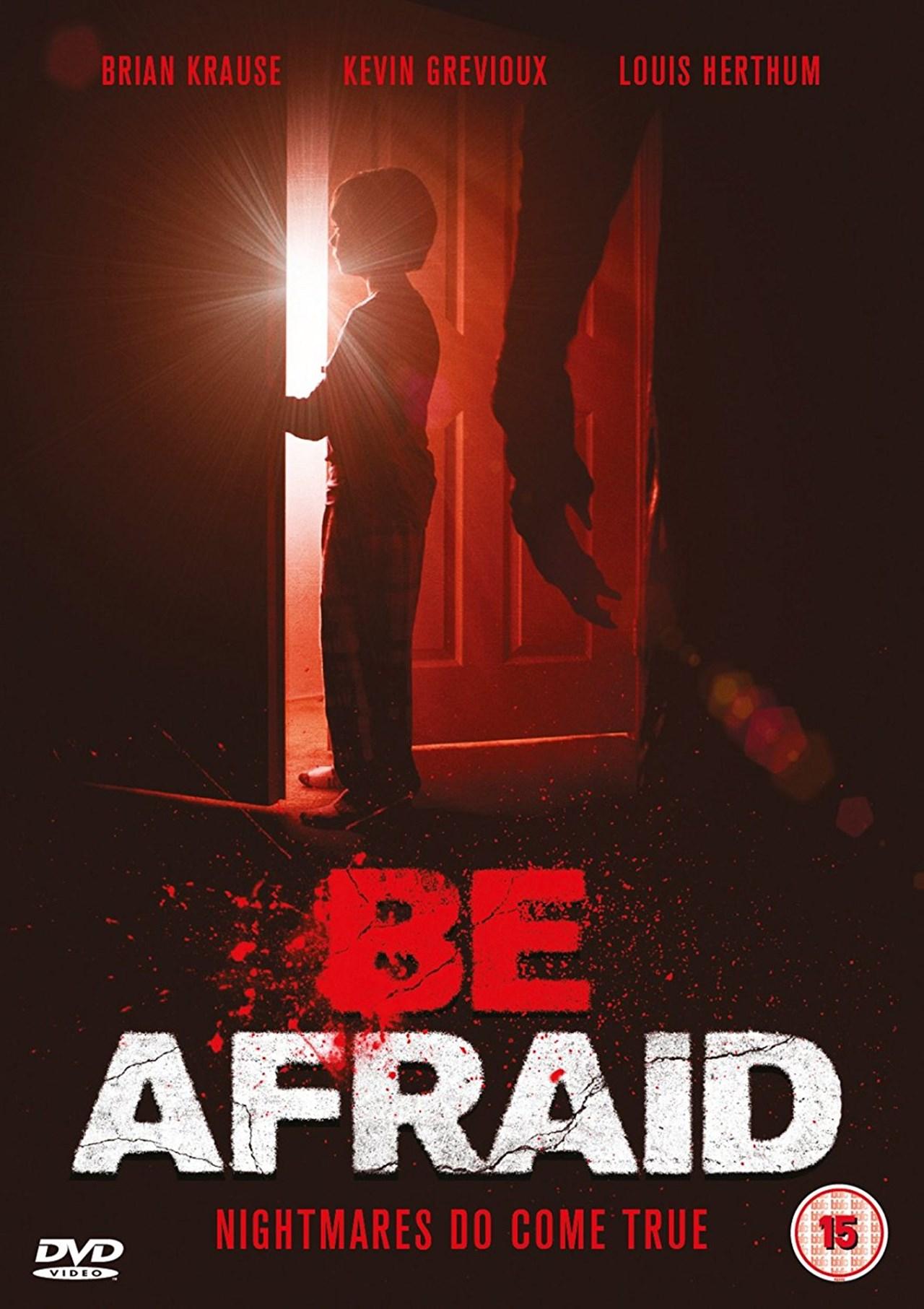 Be Afraid - 1
