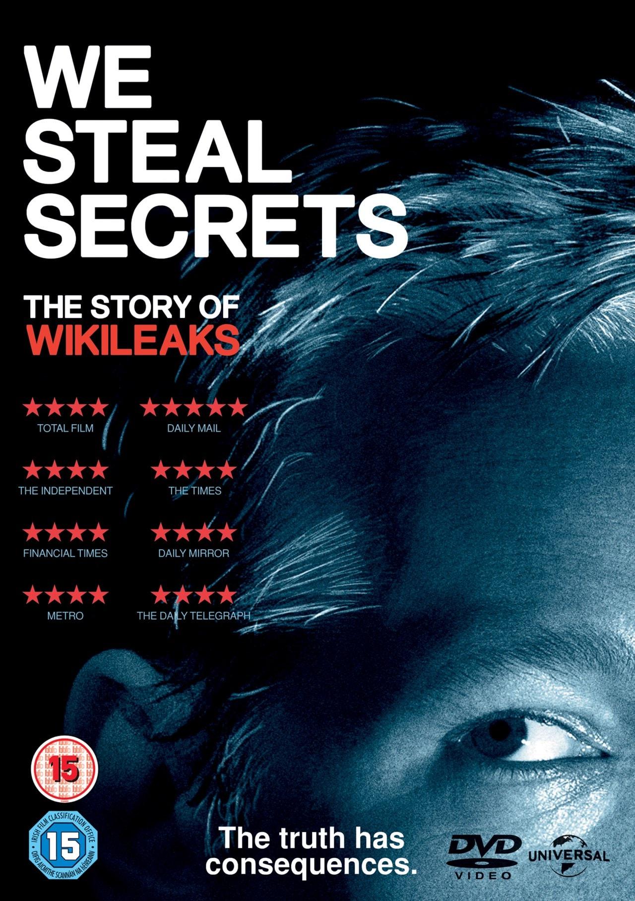 We Steal Secrets - The Story of WikiLeaks - 1