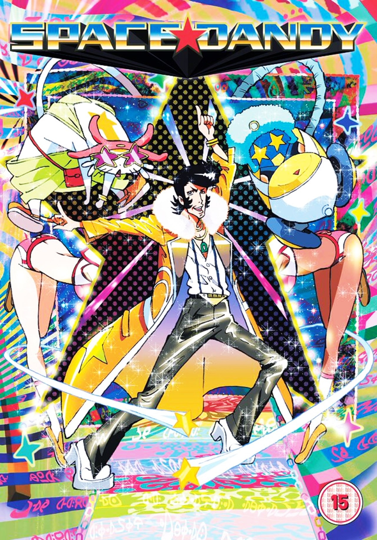 Space Dandy: Series 1 and 2 - 1