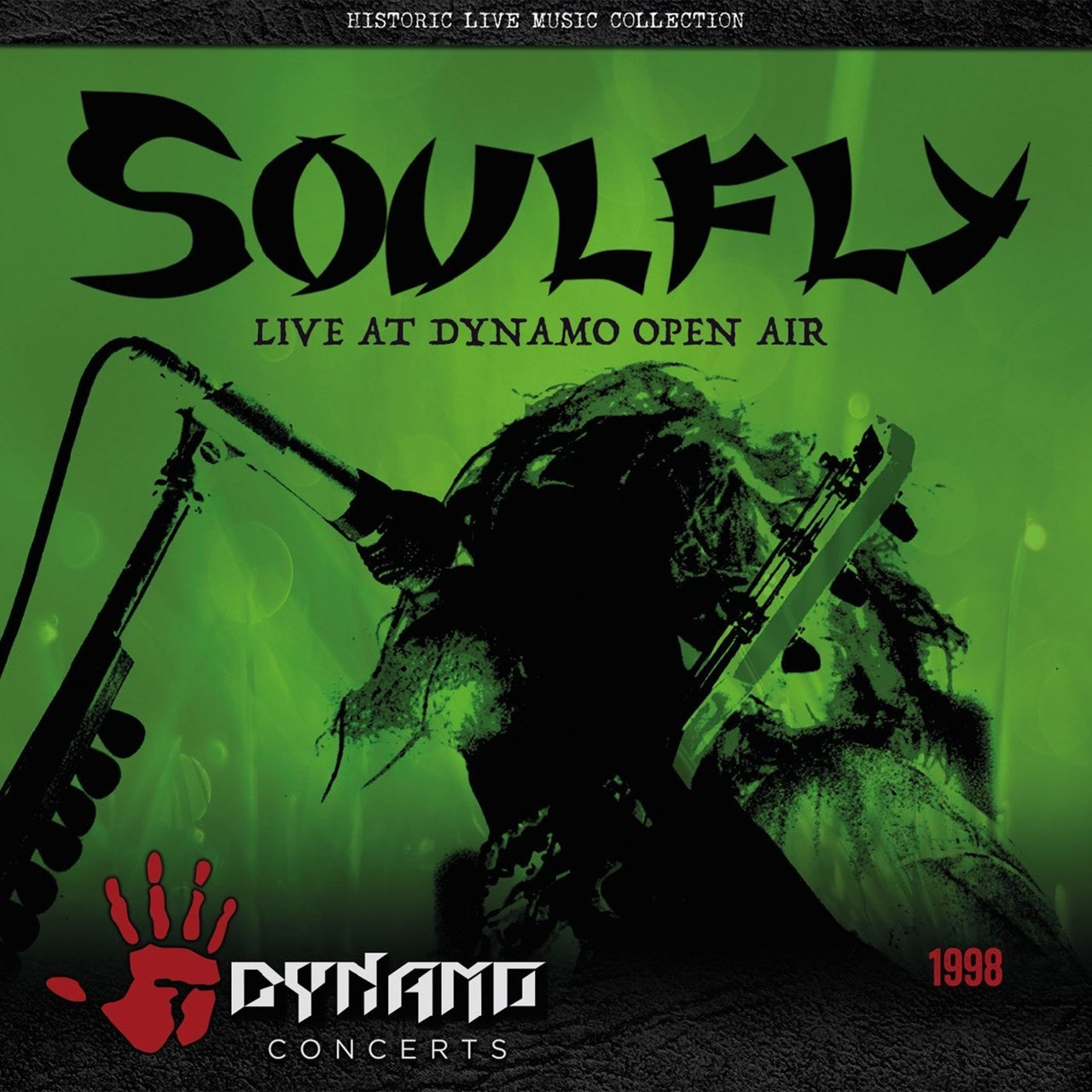 Live at Dynamo Open Air 1998 - 1