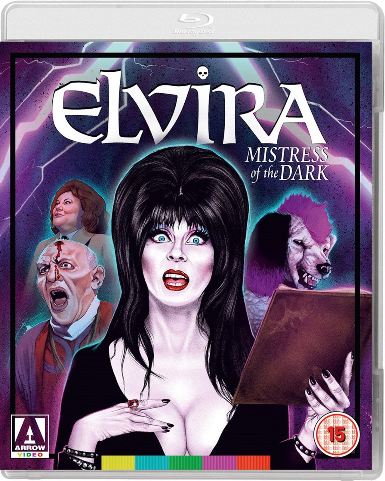 Elvira - Mistress of the Dark - 1