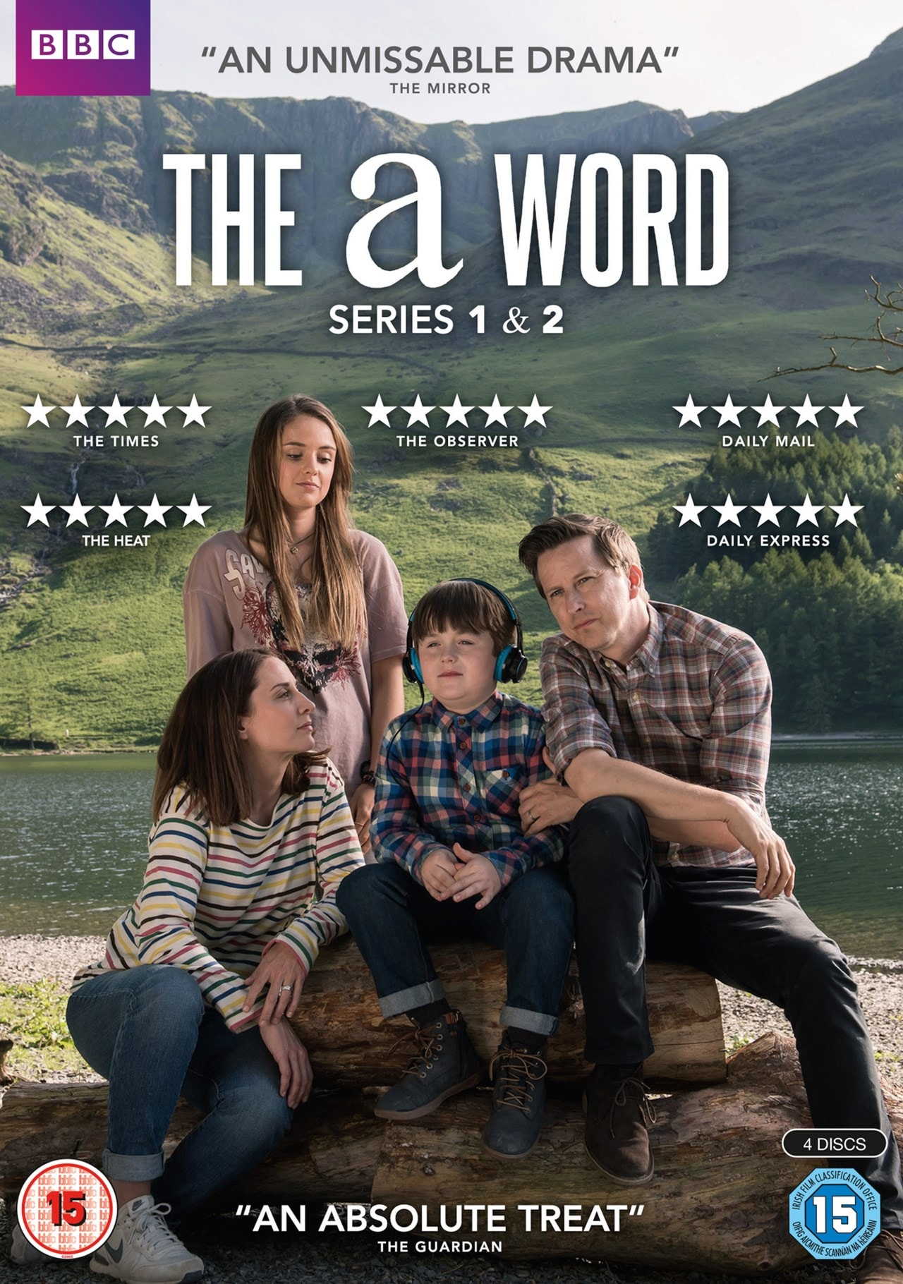The A Word: Series 1 & 2 - 1
