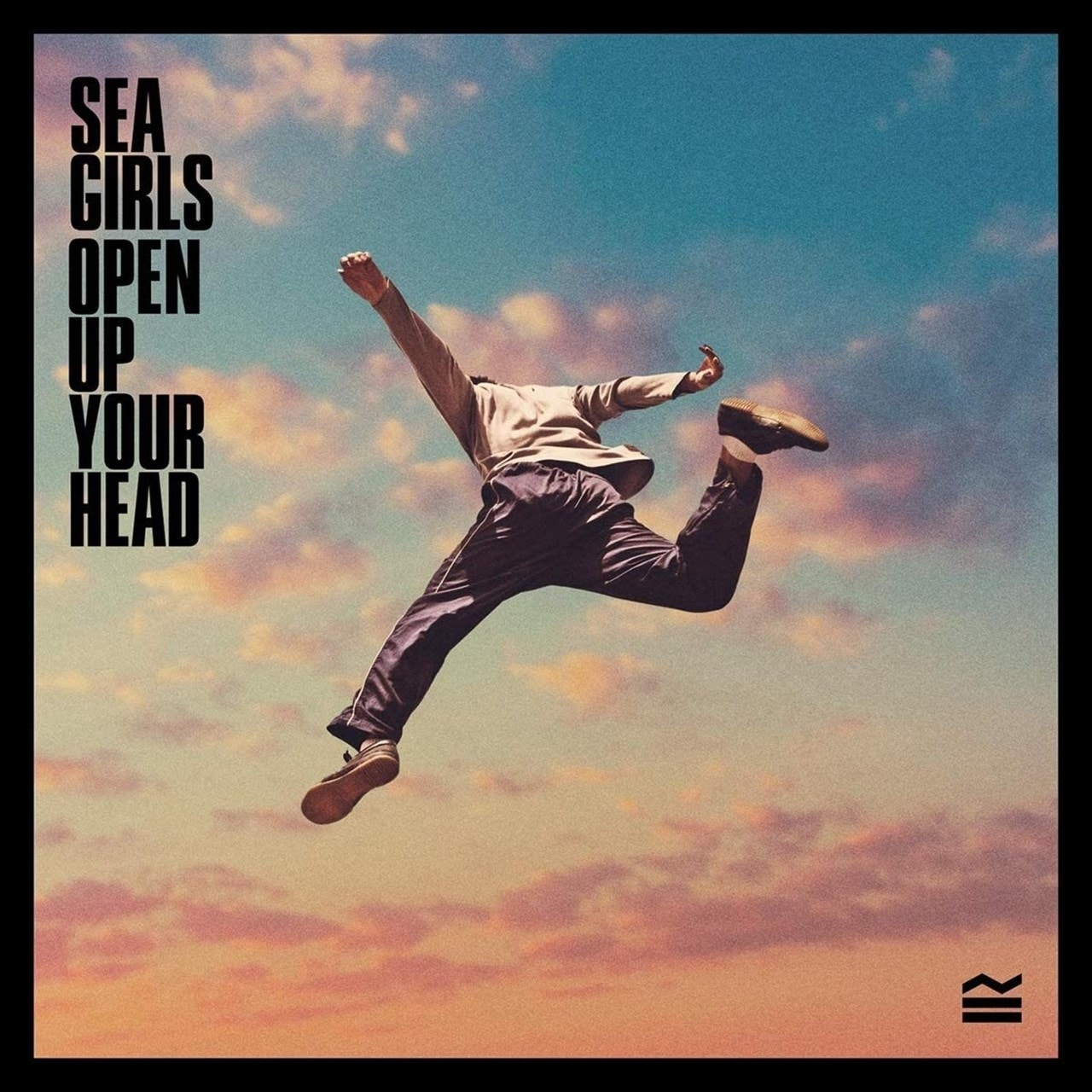 Open Up Your Head - Limited Edition Blue Vinyl - 2