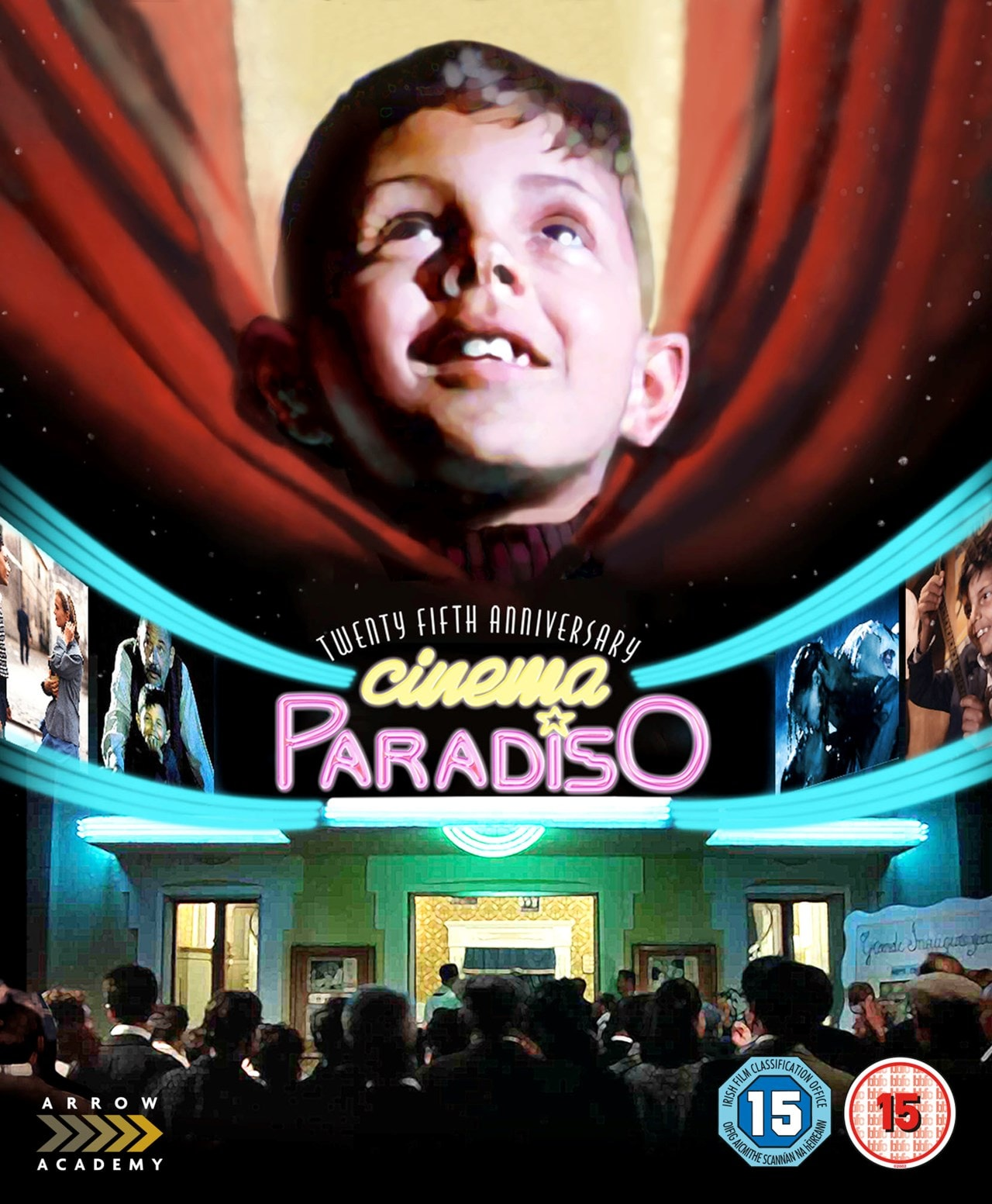 Cinema Paradiso (Theatrical and Director's Cut) - 1