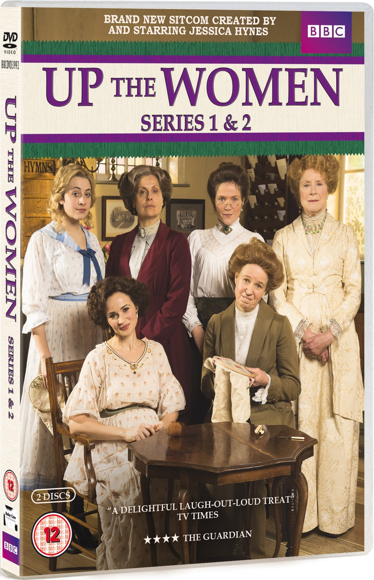 Up the Women: Series 1 and 2 - 2