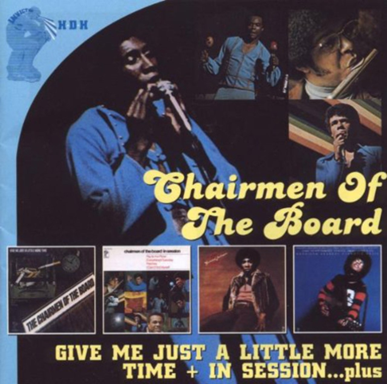 Give Me Just a Little More Time/In Session - 1