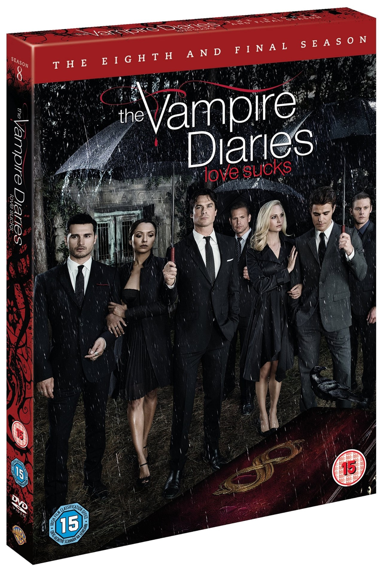 The Vampire Diaries: The Eighth and Final Season - 2