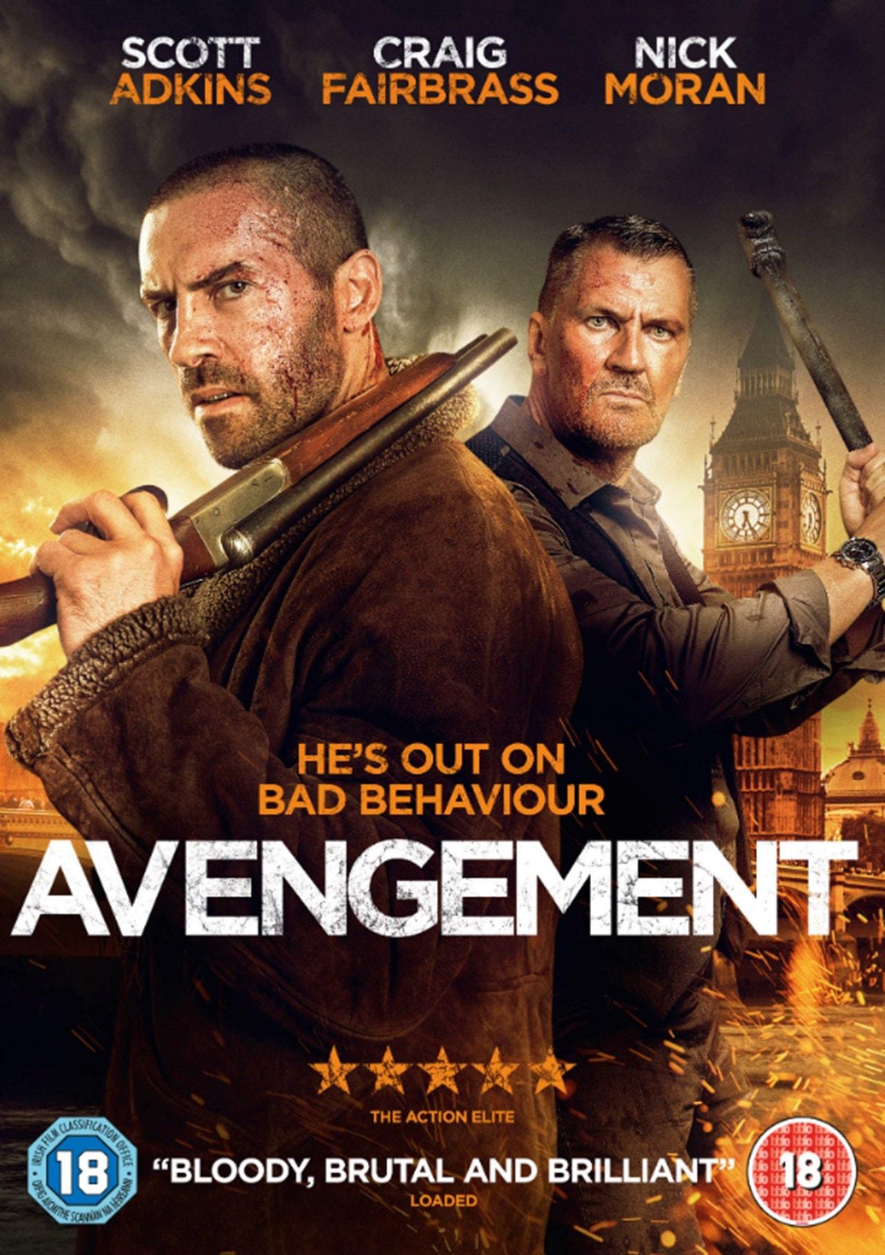 Avengement - 1