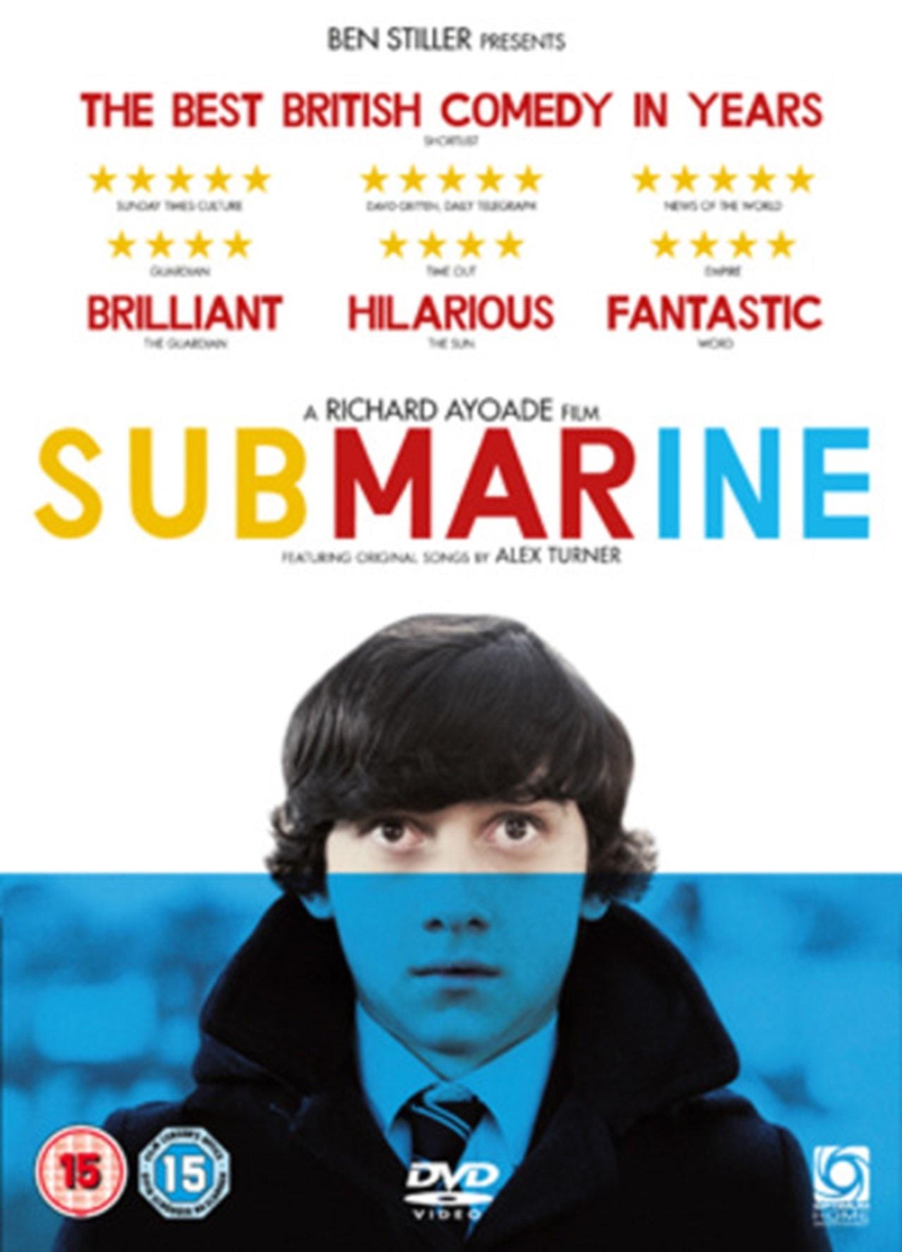 Submarine - 1