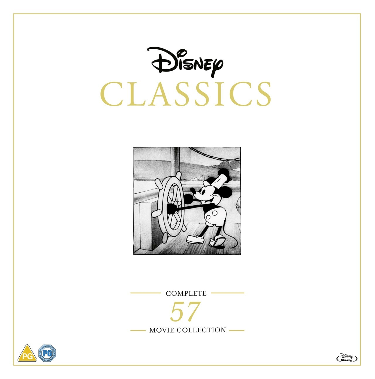Disney Classics: Complete 57 Movie Collection - 2