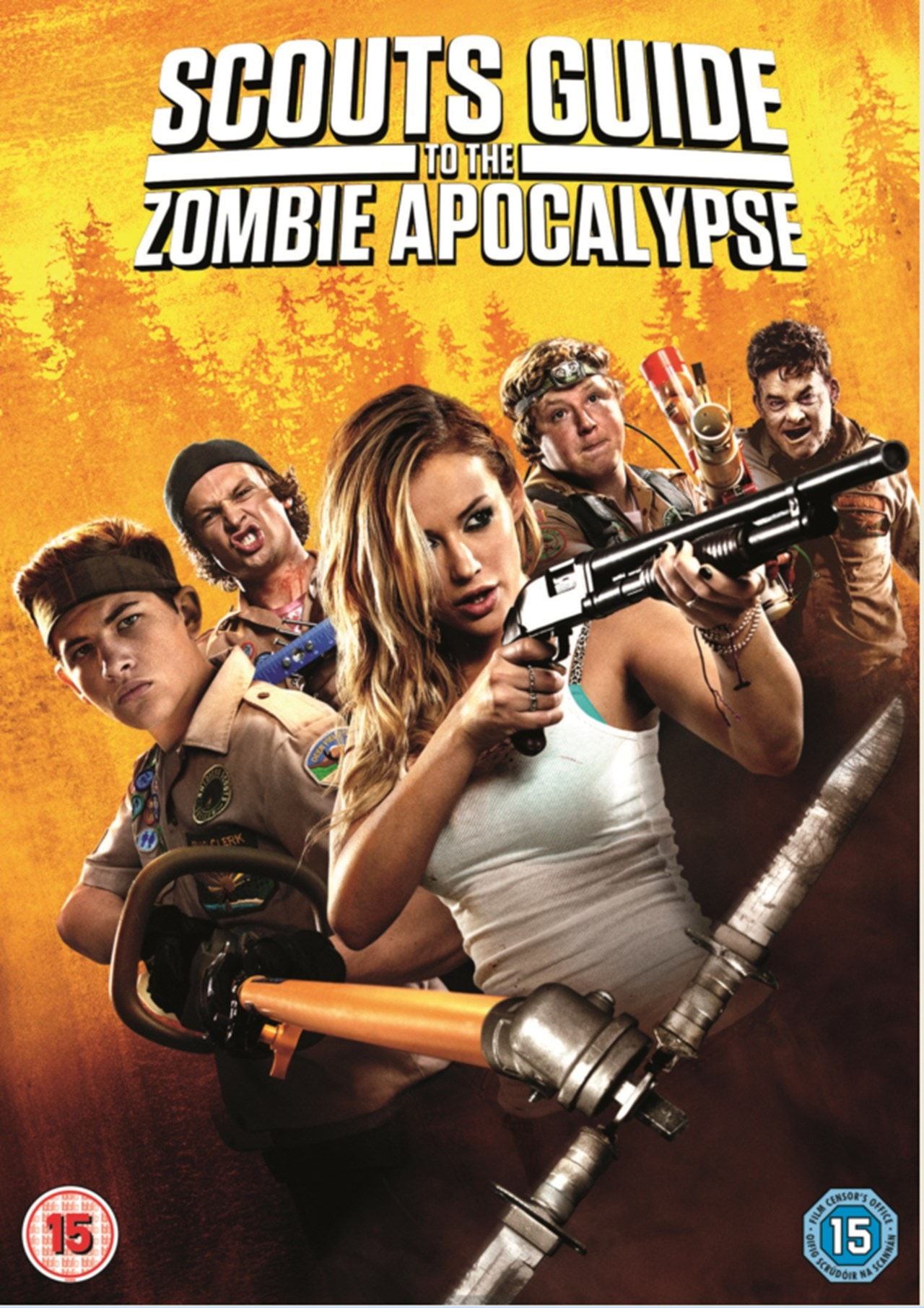 Scouts Guide to the Zombie Apocalypse - 1