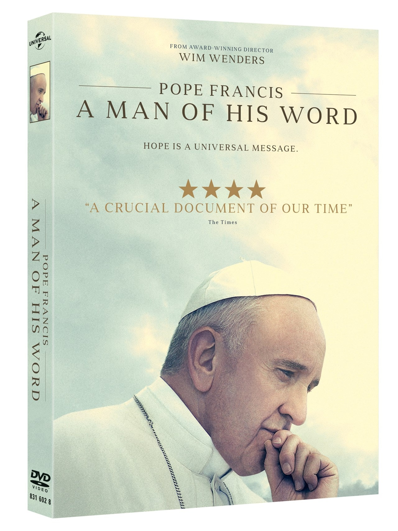 Pope Francis - A Man of His Word - 2