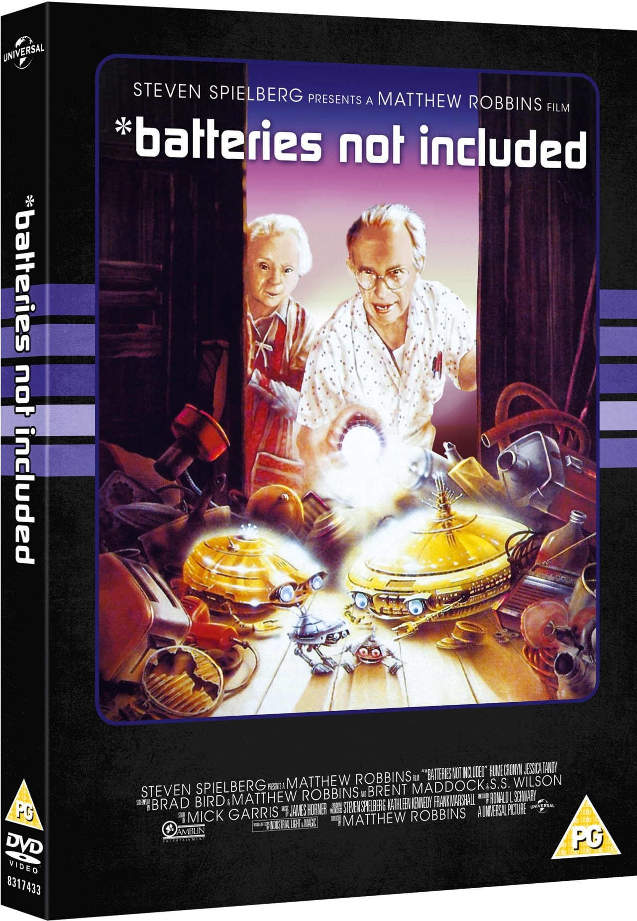 Batteries Not Included - Retro Classics (hmv Exclusive) - 2
