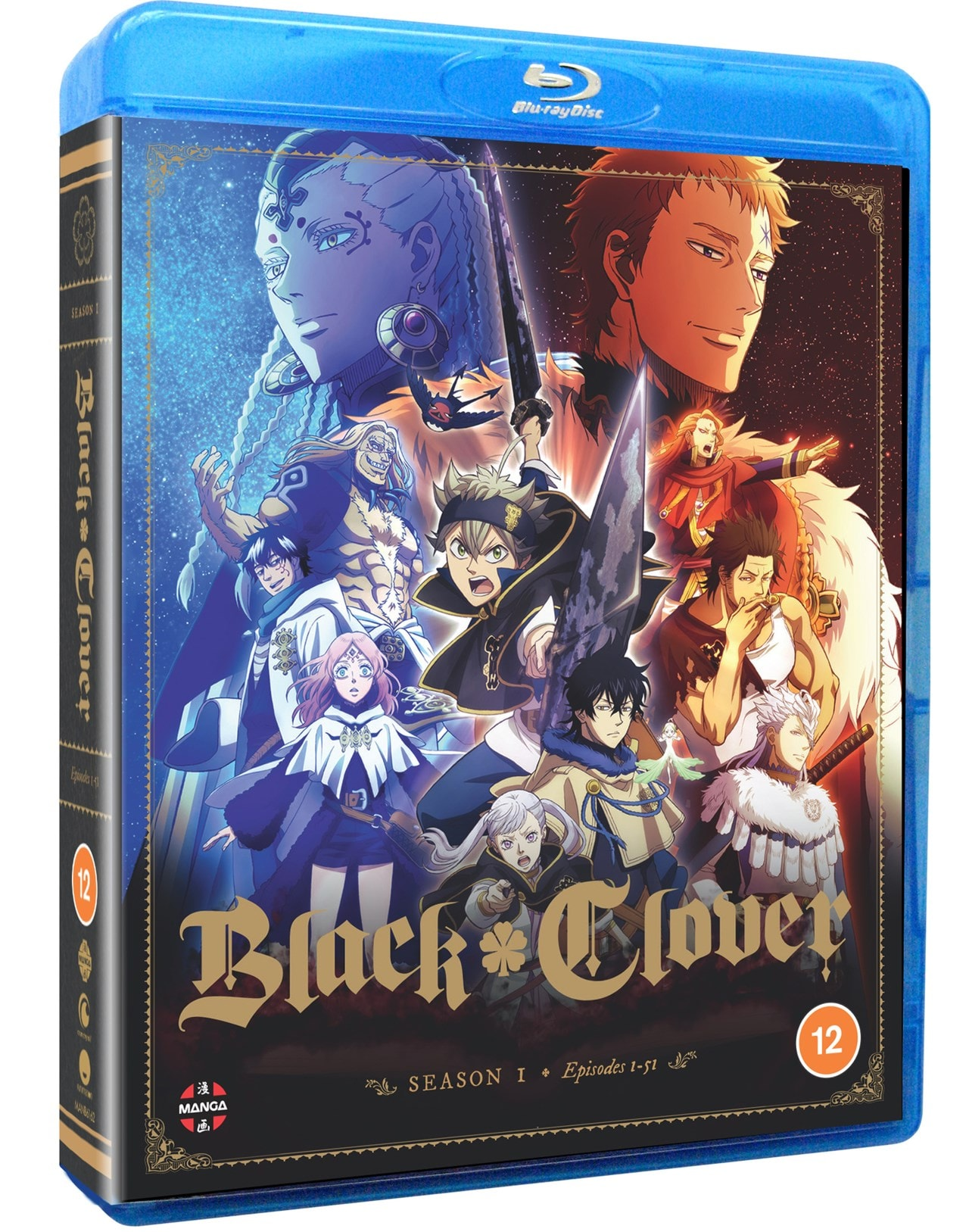 Black Clover: Complete Season One - 2