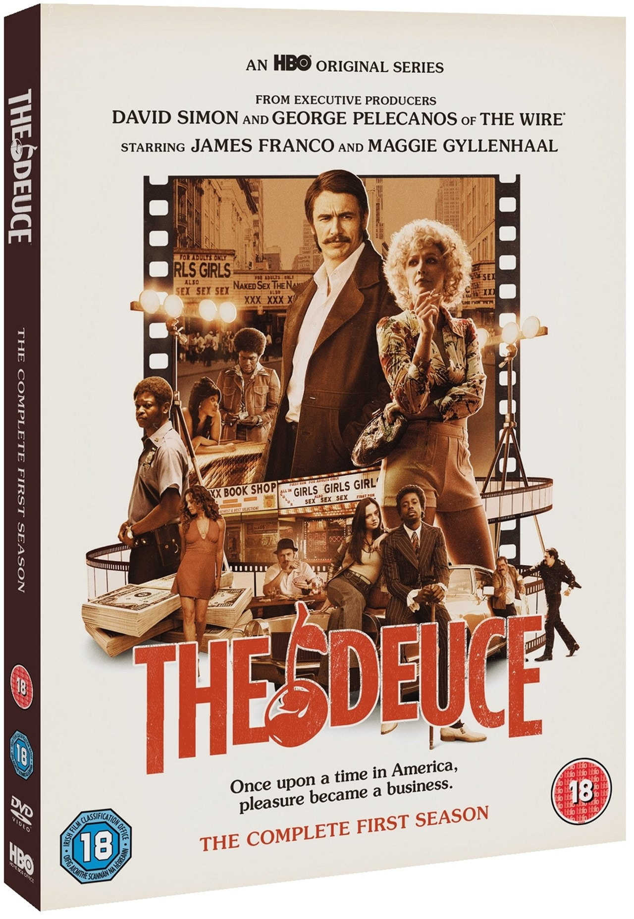 The Deuce: The Complete First Season - 2