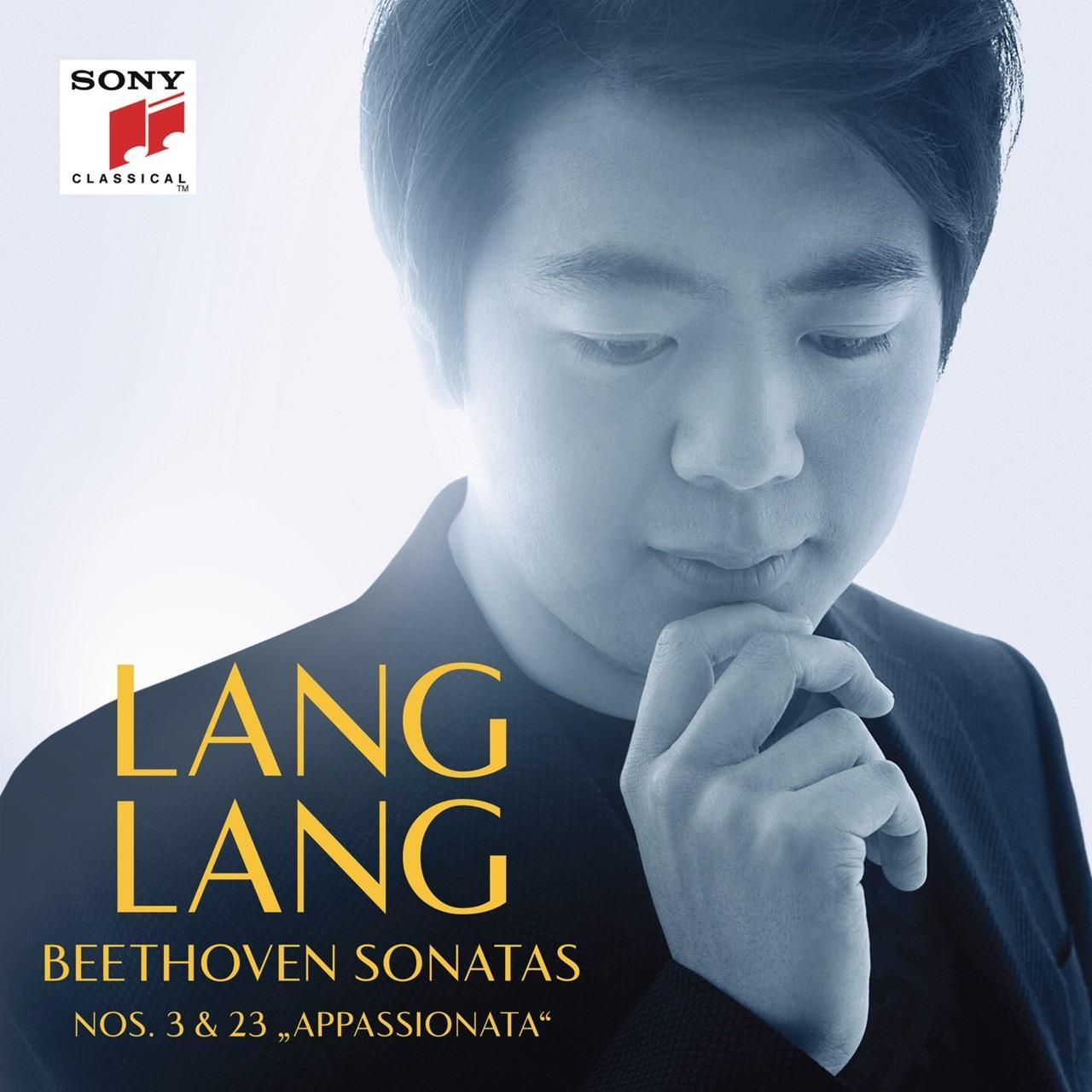 Lang Lang: Beethoven Sonatas: Nos. 3 & 23, 'Appassionata' - 1