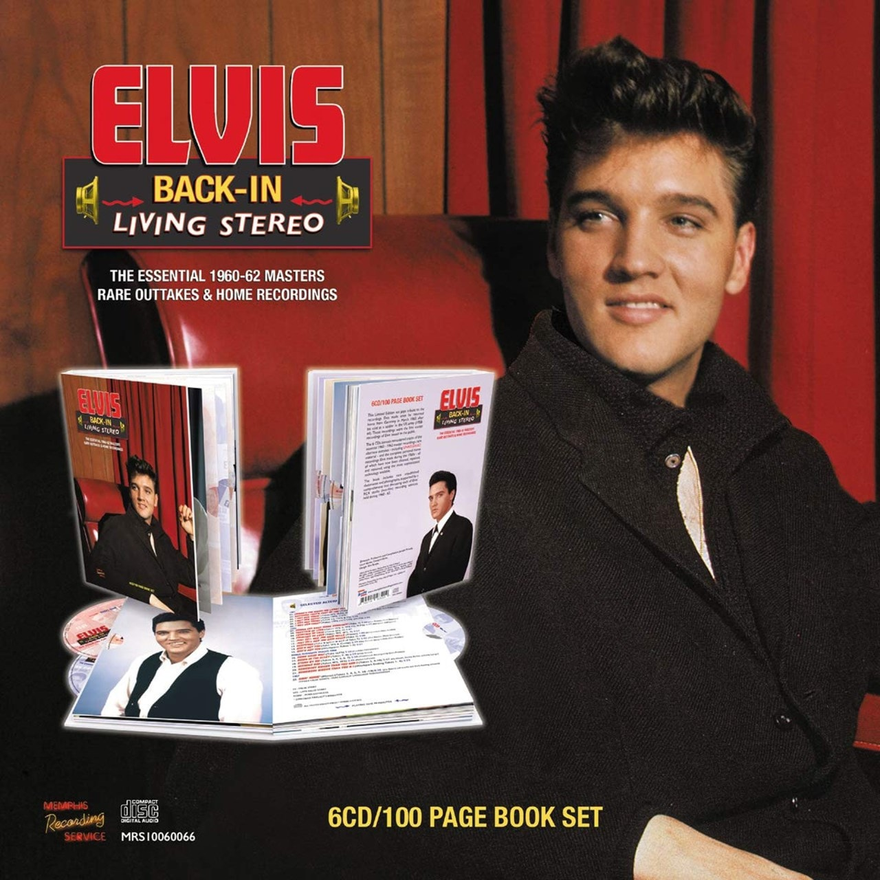 Back-in Living Stereo: The Essential 1960-62 Masters, Rare Outtakes & Home Recordings - 1