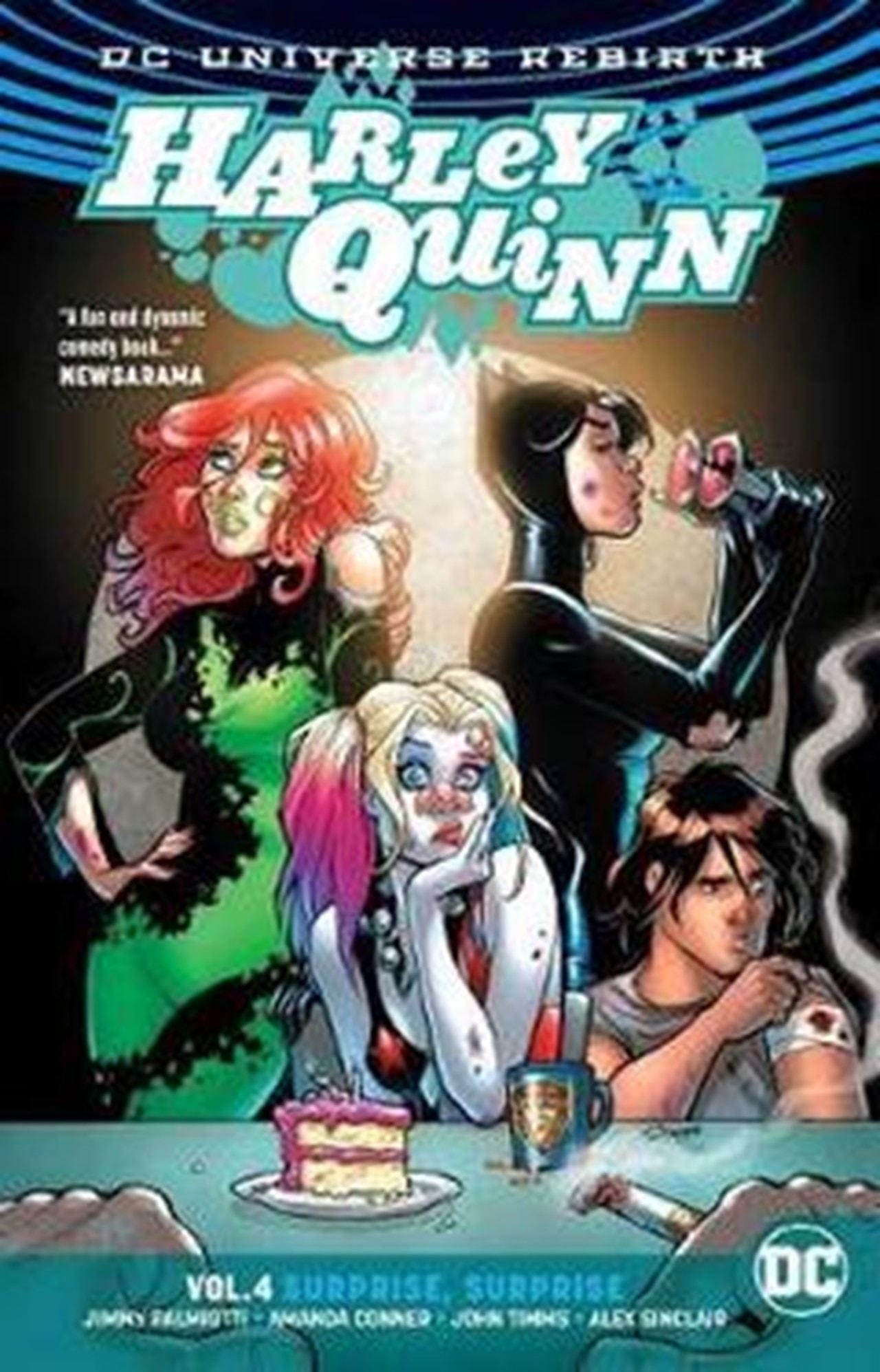 Harley Quinn (Rebirth) Vol 4 - 1