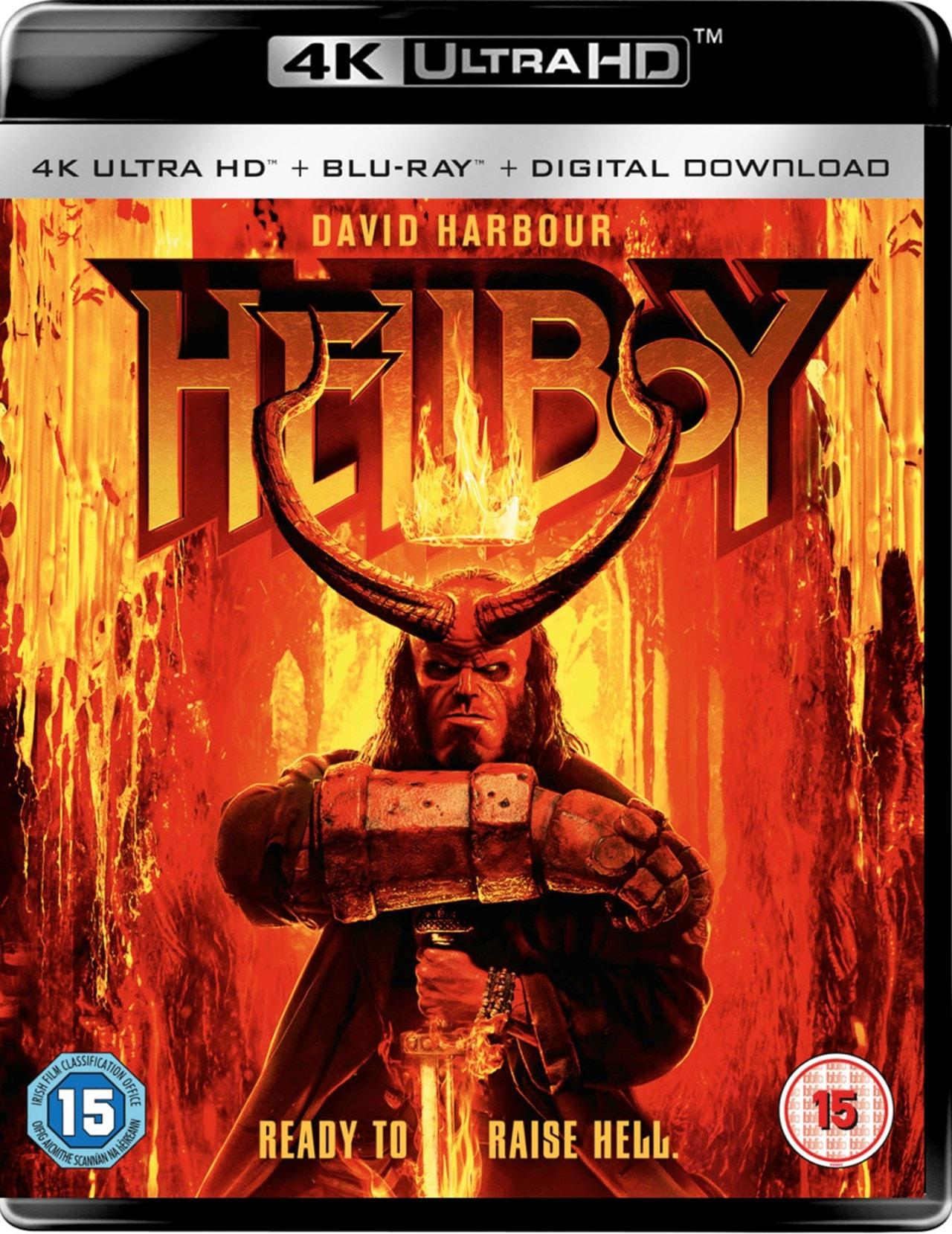 Hellboy - 1