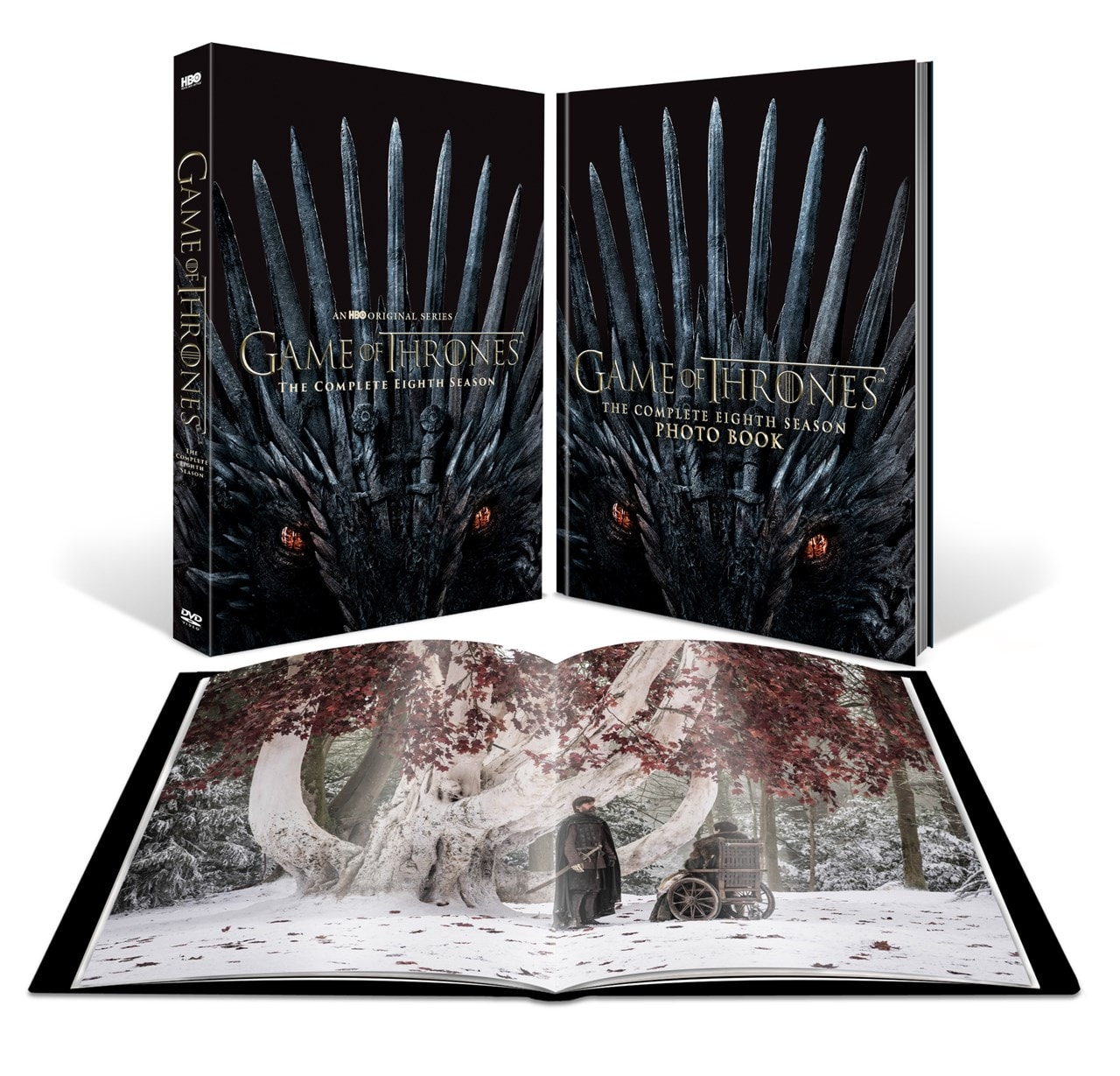 Game of Thrones: The Complete Eighth Season (hmv Exclusive)... - 1