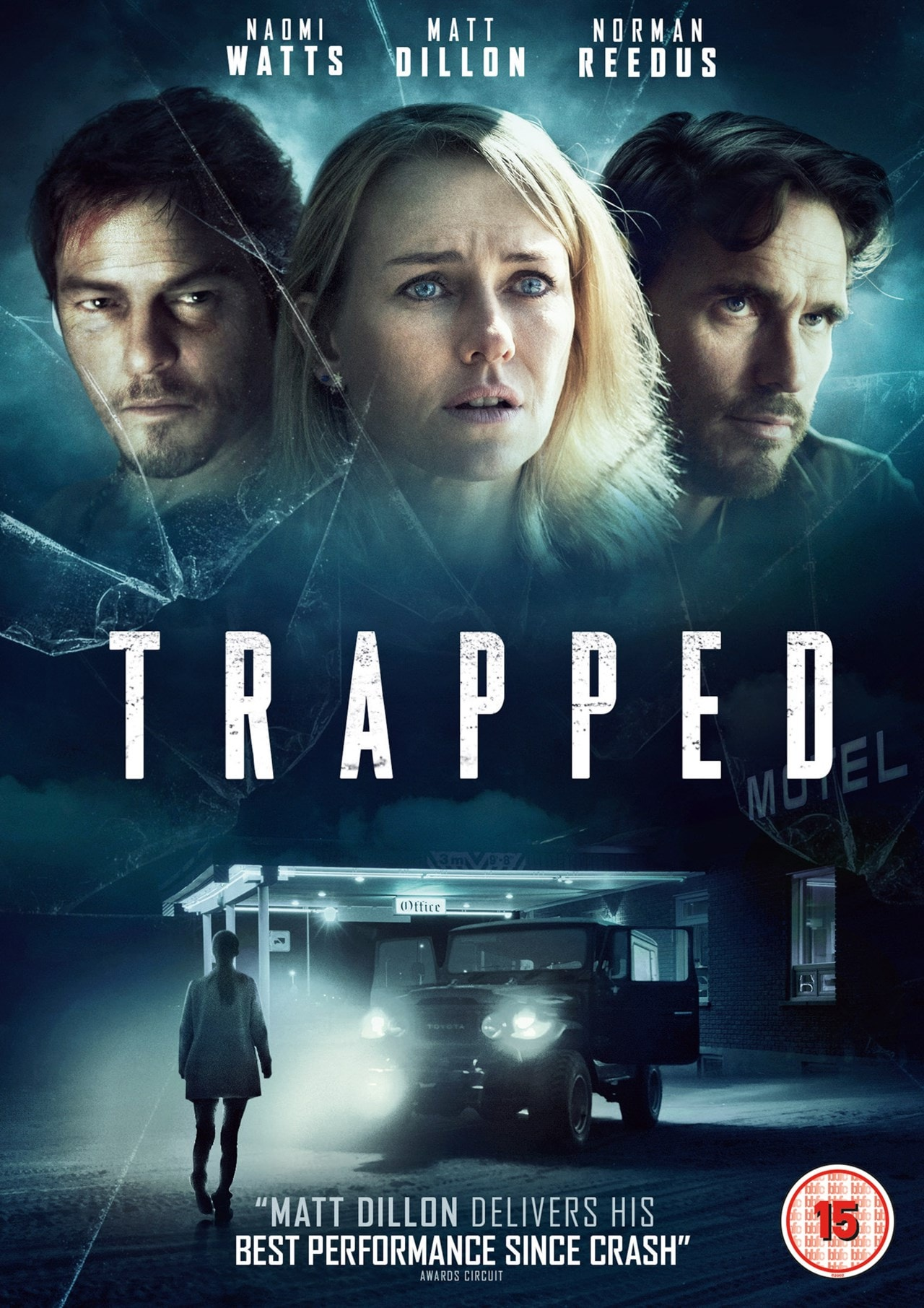 Trapped - 1