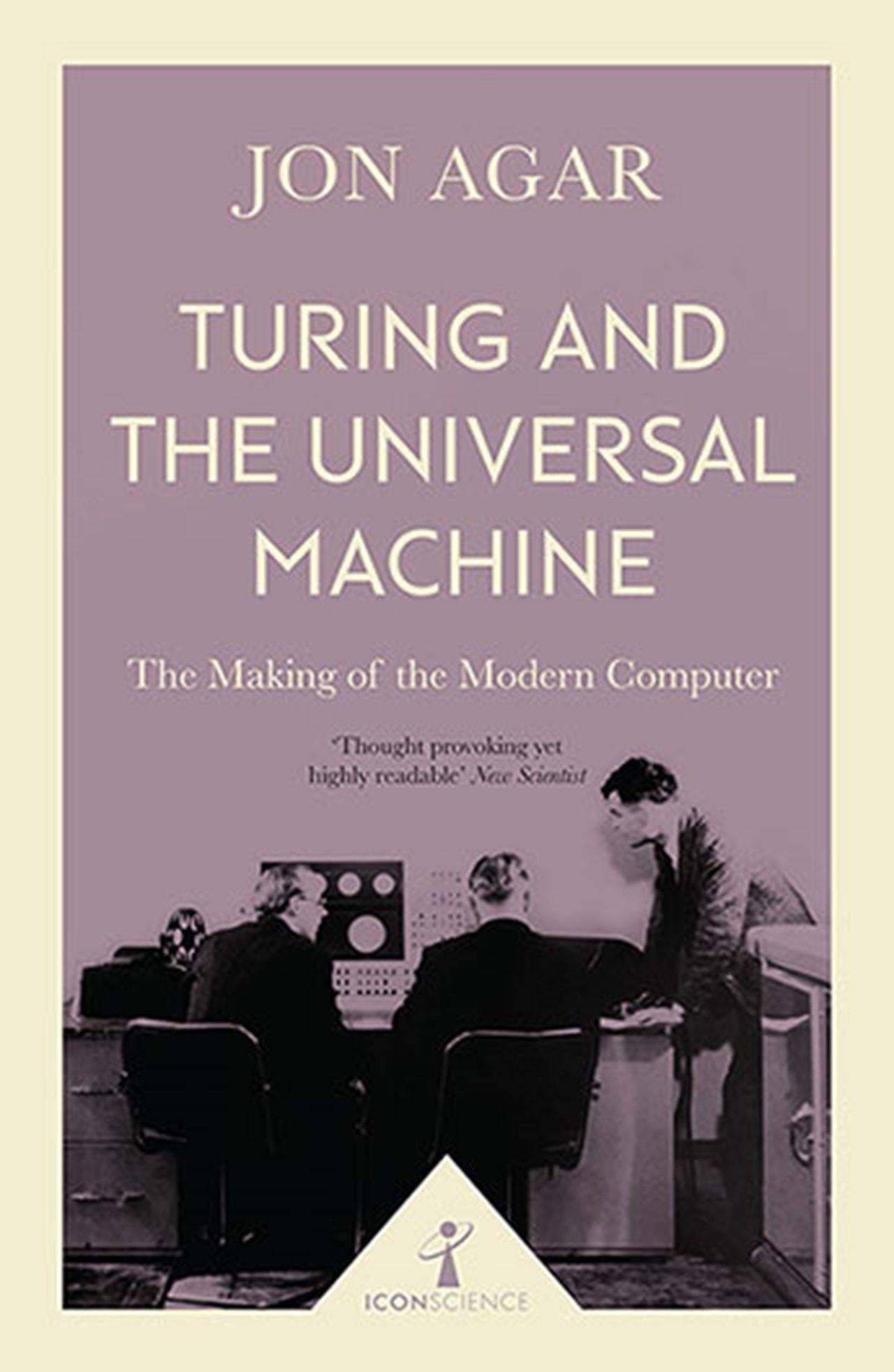 Turing And The Universal Machine - 1
