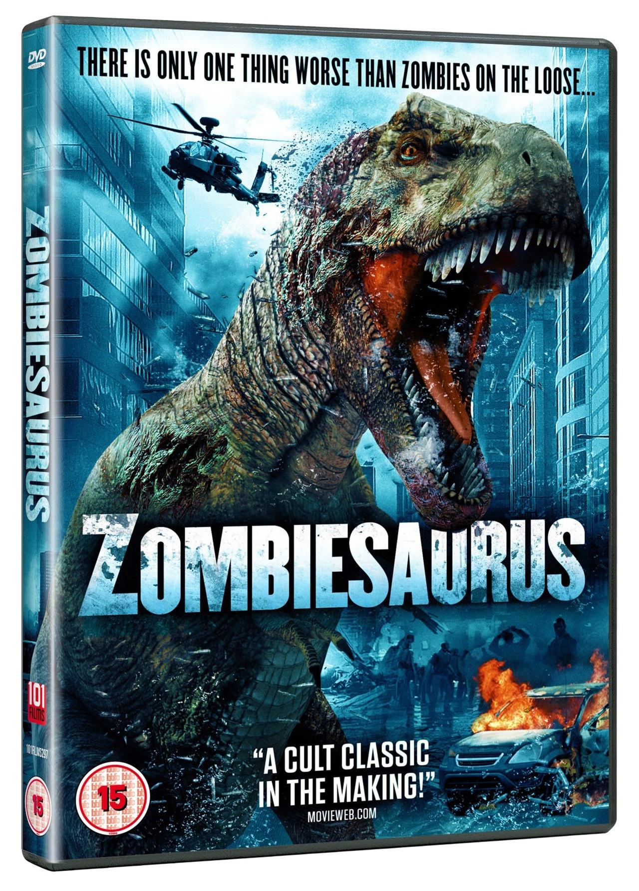 Zombiesaurus - 2
