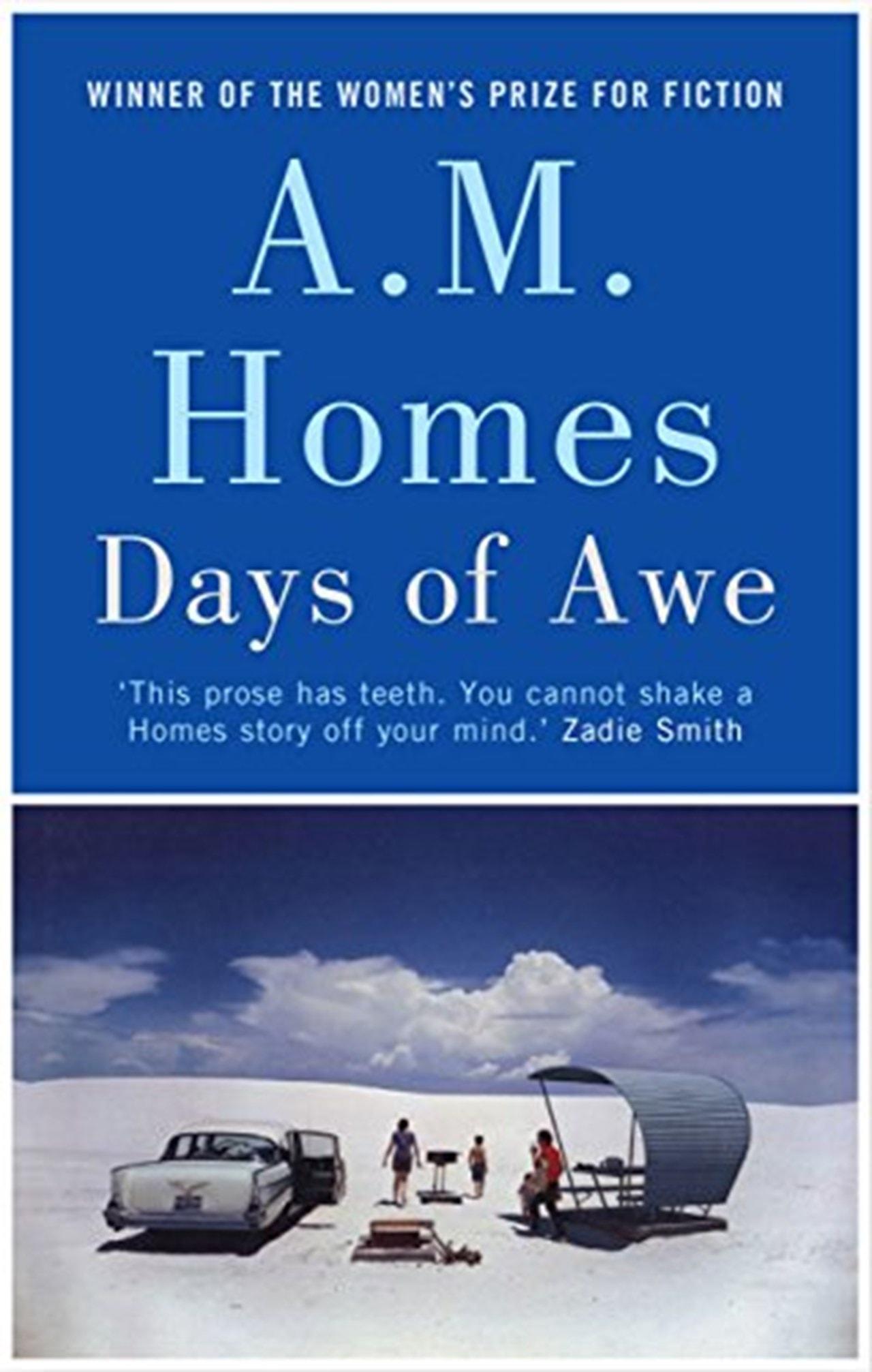 Days Of Awe - 1
