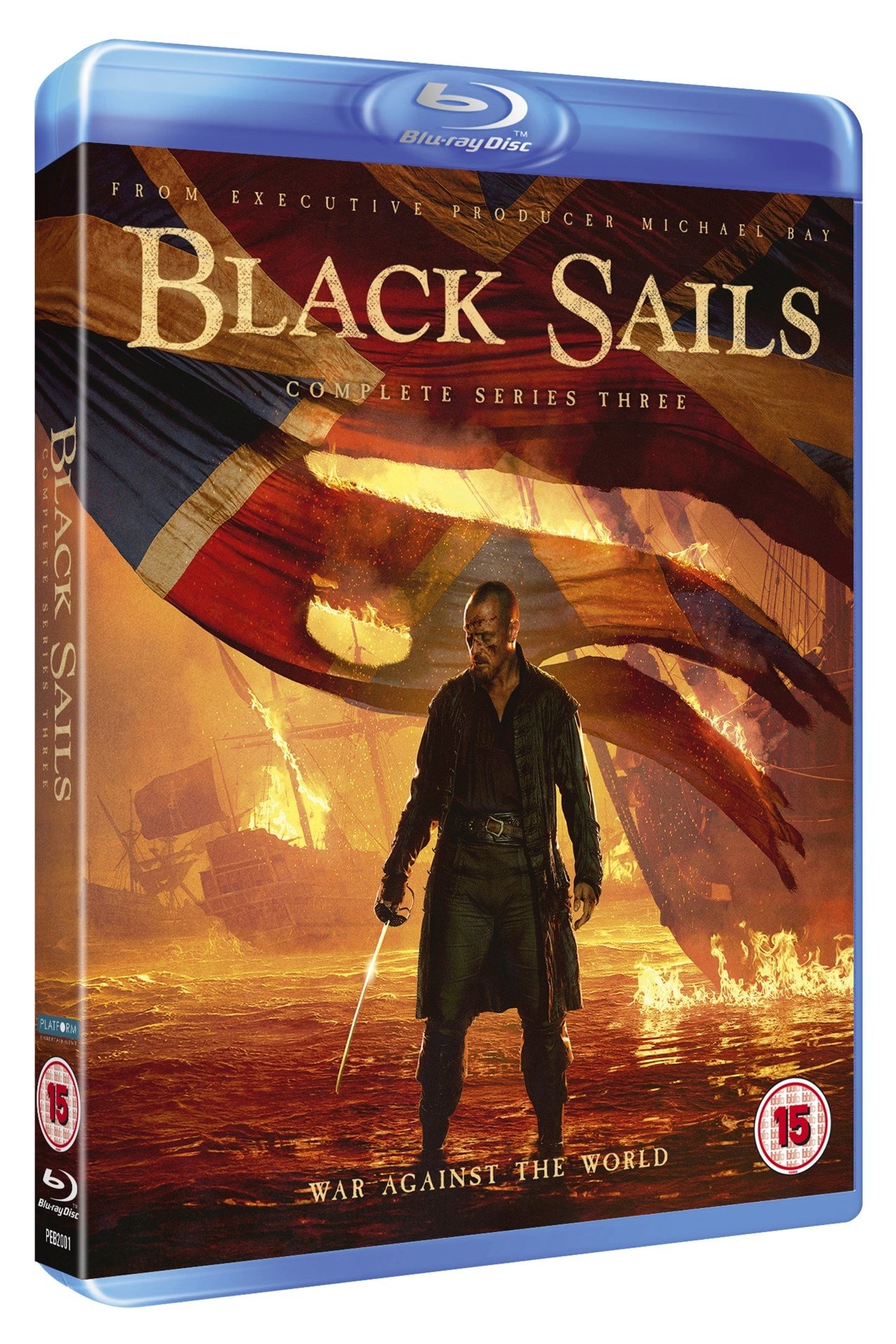 Black Sails: Complete Series Three - 2