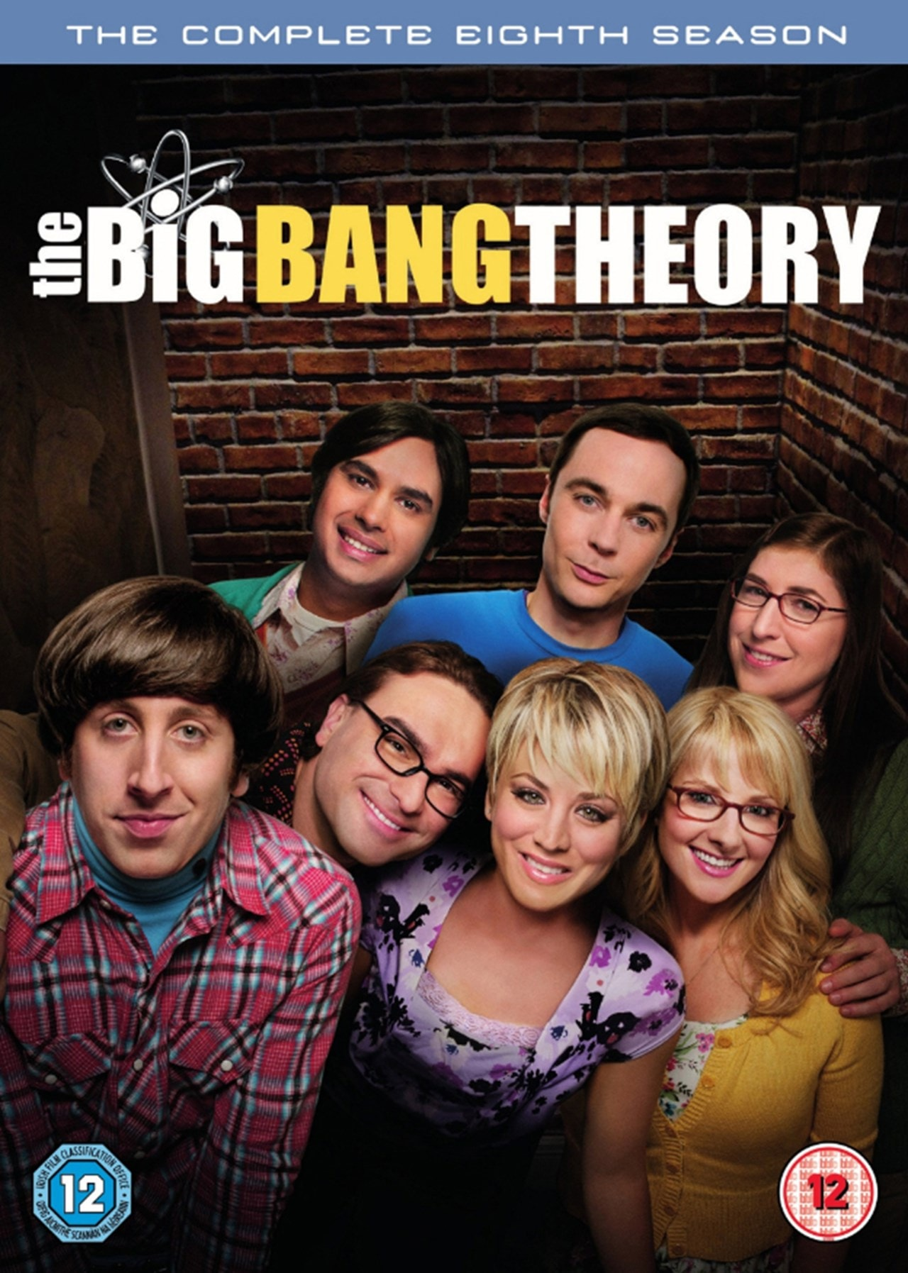 The Big Bang Theory: The Complete Eighth Season - 1