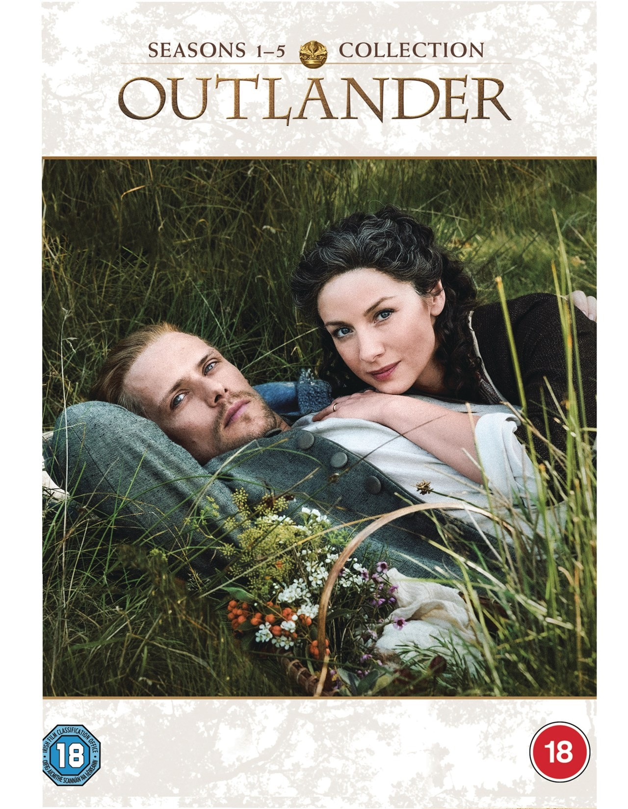 Outlander Seasons 1 5 Dvd Box Set Free Shipping Over 20 Hmv Store