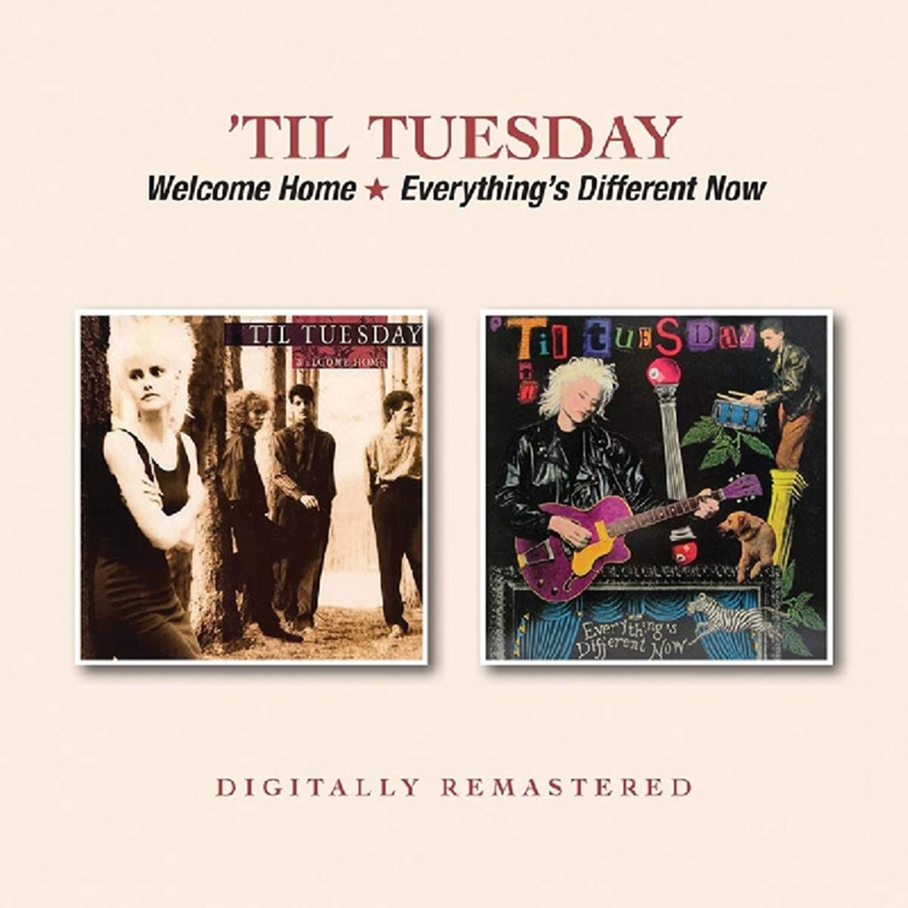 Welcome Home/Everything's Different Now - 1