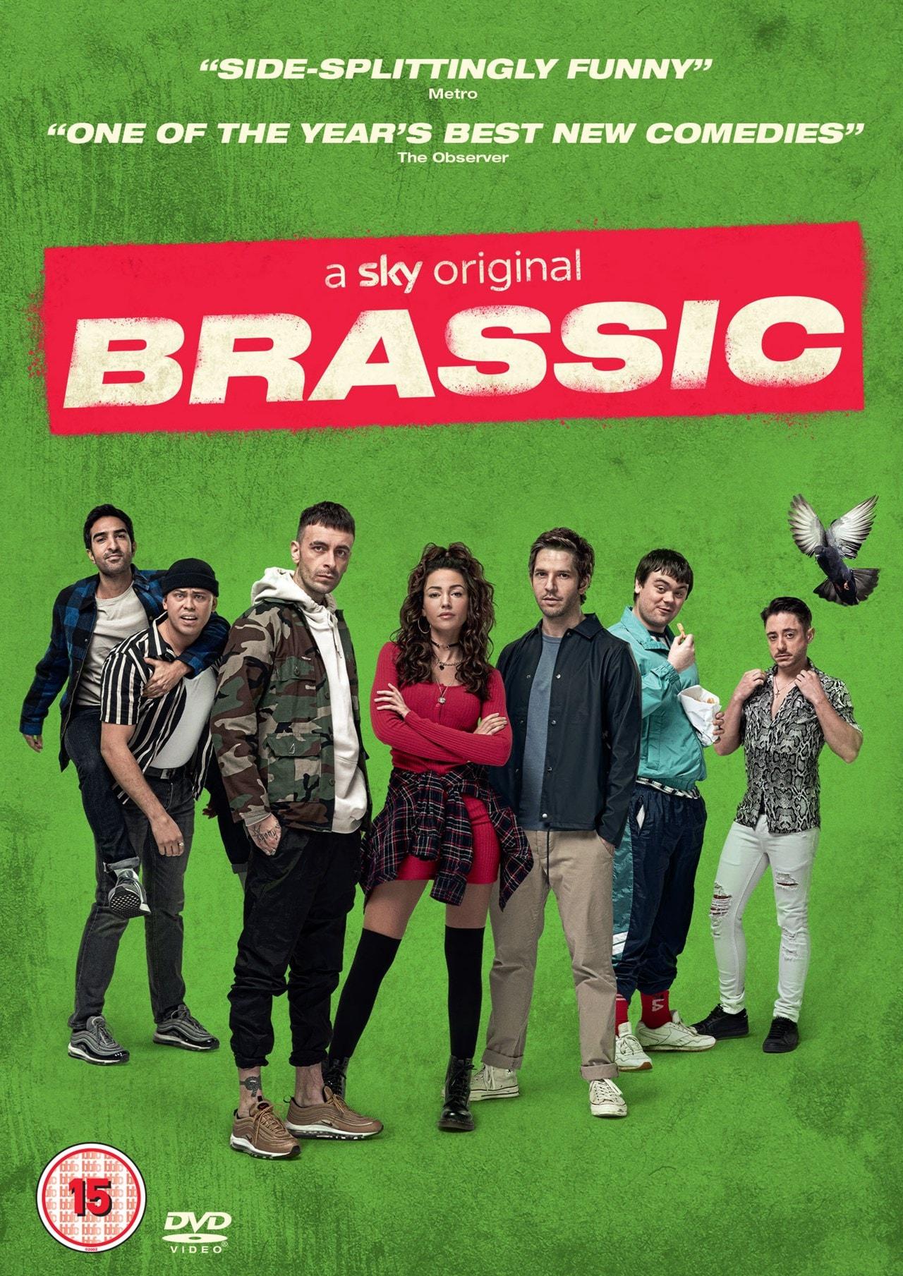 Brassic - 1