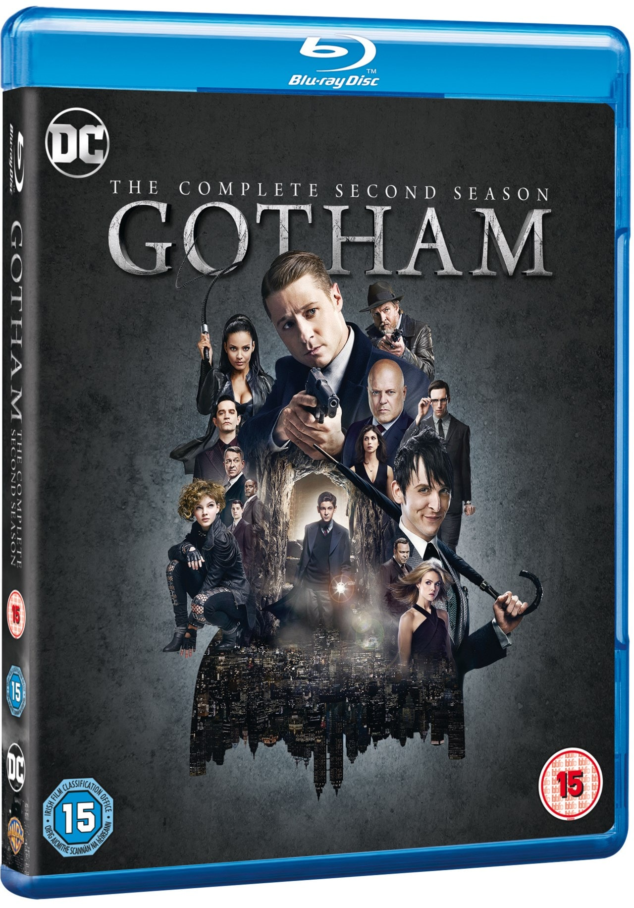 Gotham: The Complete Second Season - 2