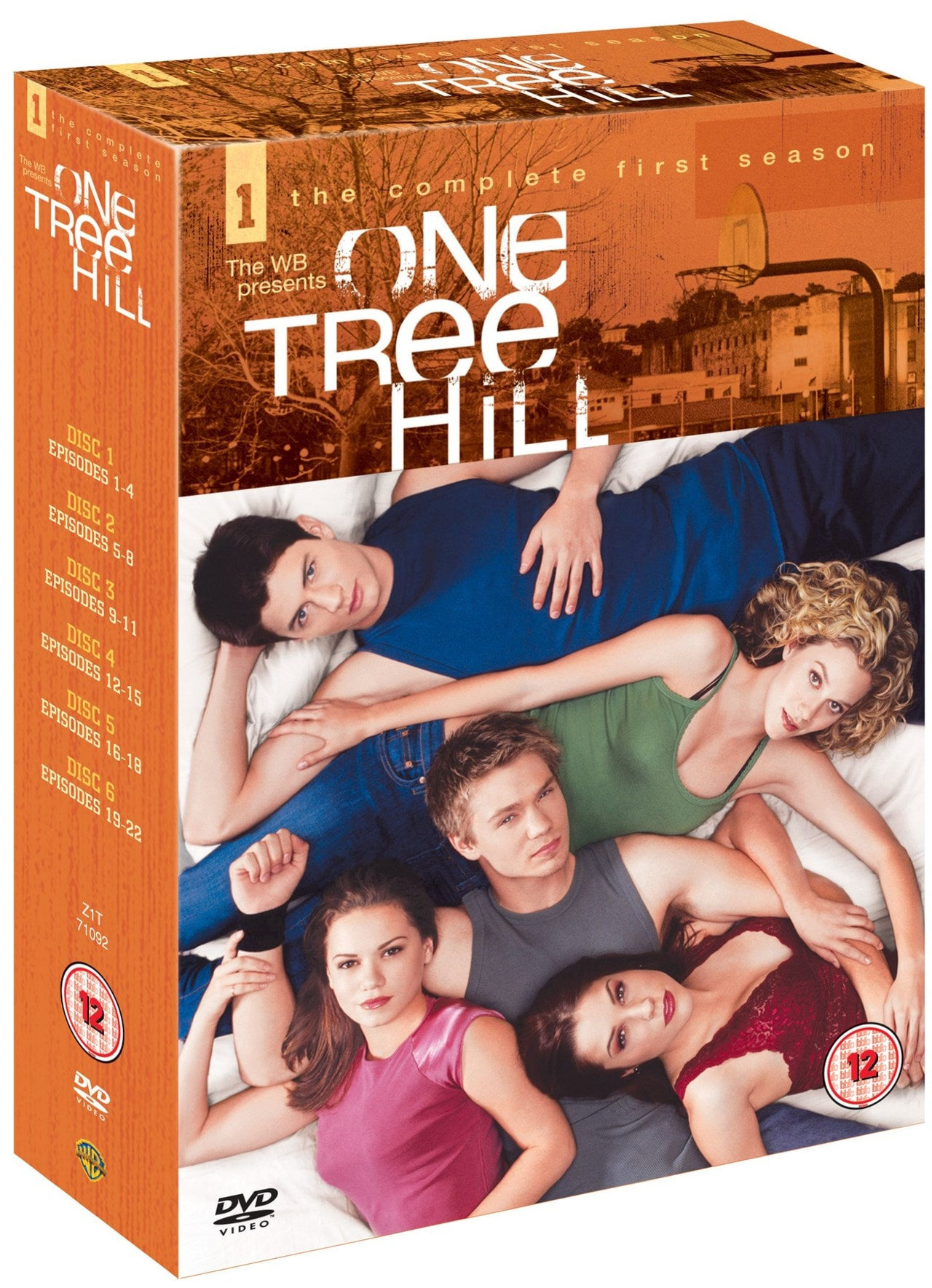 One Tree Hill: The Complete First Season - 2