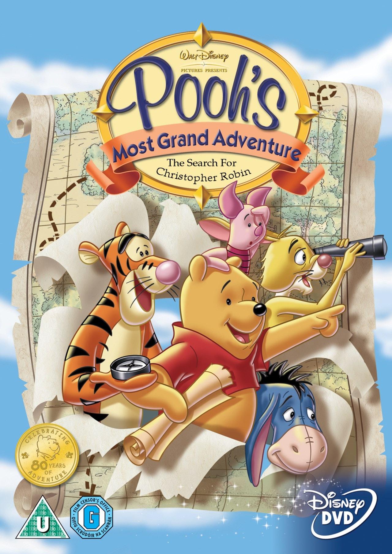 Winnie the Pooh: Winnie the Pooh's Most Grand Adventure - 1