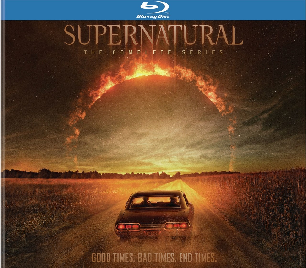Supernatural: The Complete Series - 1