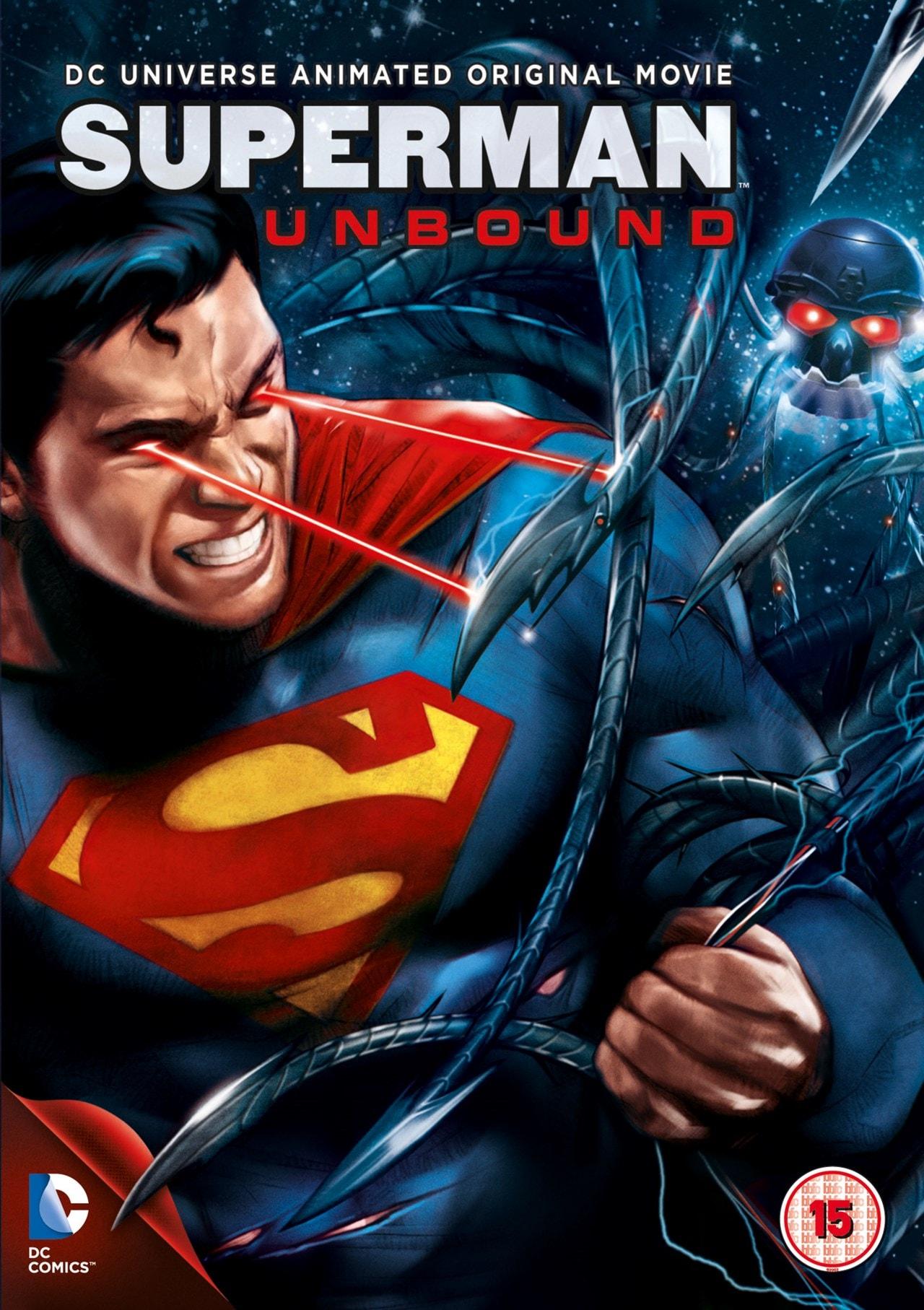 Superman: Unbound - 1