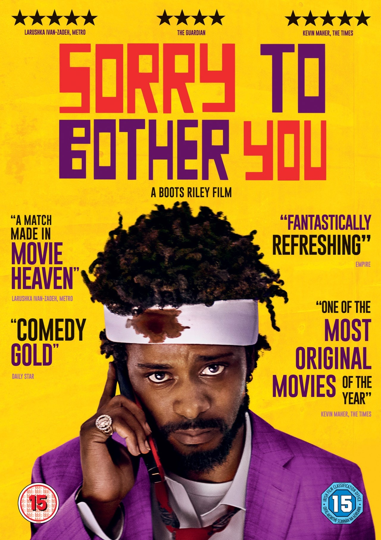 Sorry to Bother You - 1