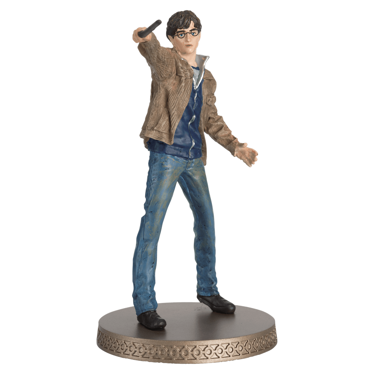 Harry Potter: Battle Pose Figurine: Hero Collector - 2