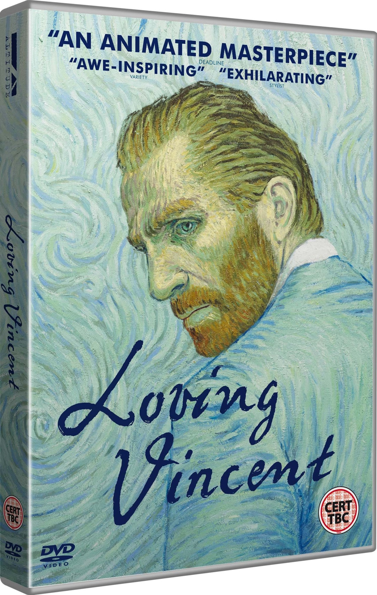 Loving Vincent | DVD | Free shipping over £20 | HMV Store