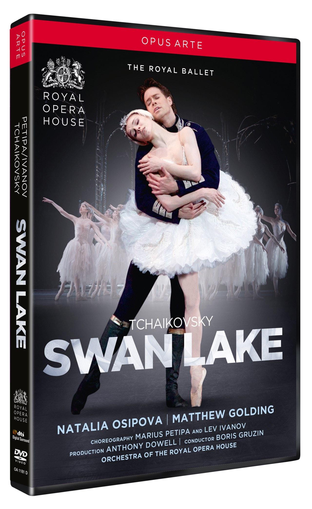 Swan Lake: The Royal Ballet - 2