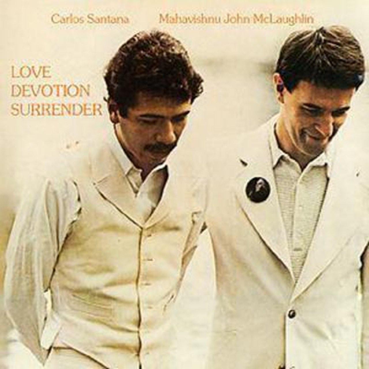 Love Devotion Surrender - 1